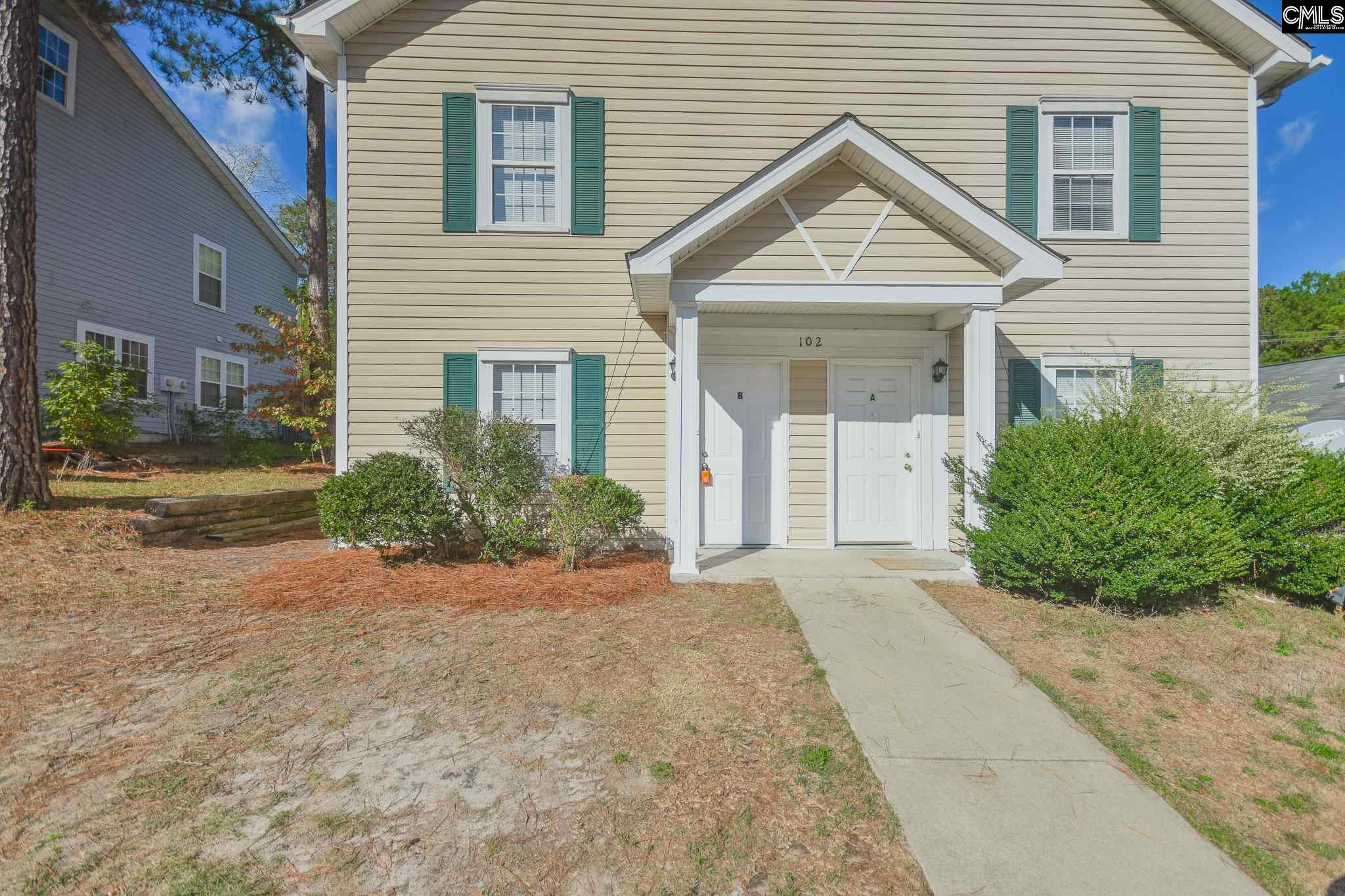 102 Winterberry Columbia, SC 29223