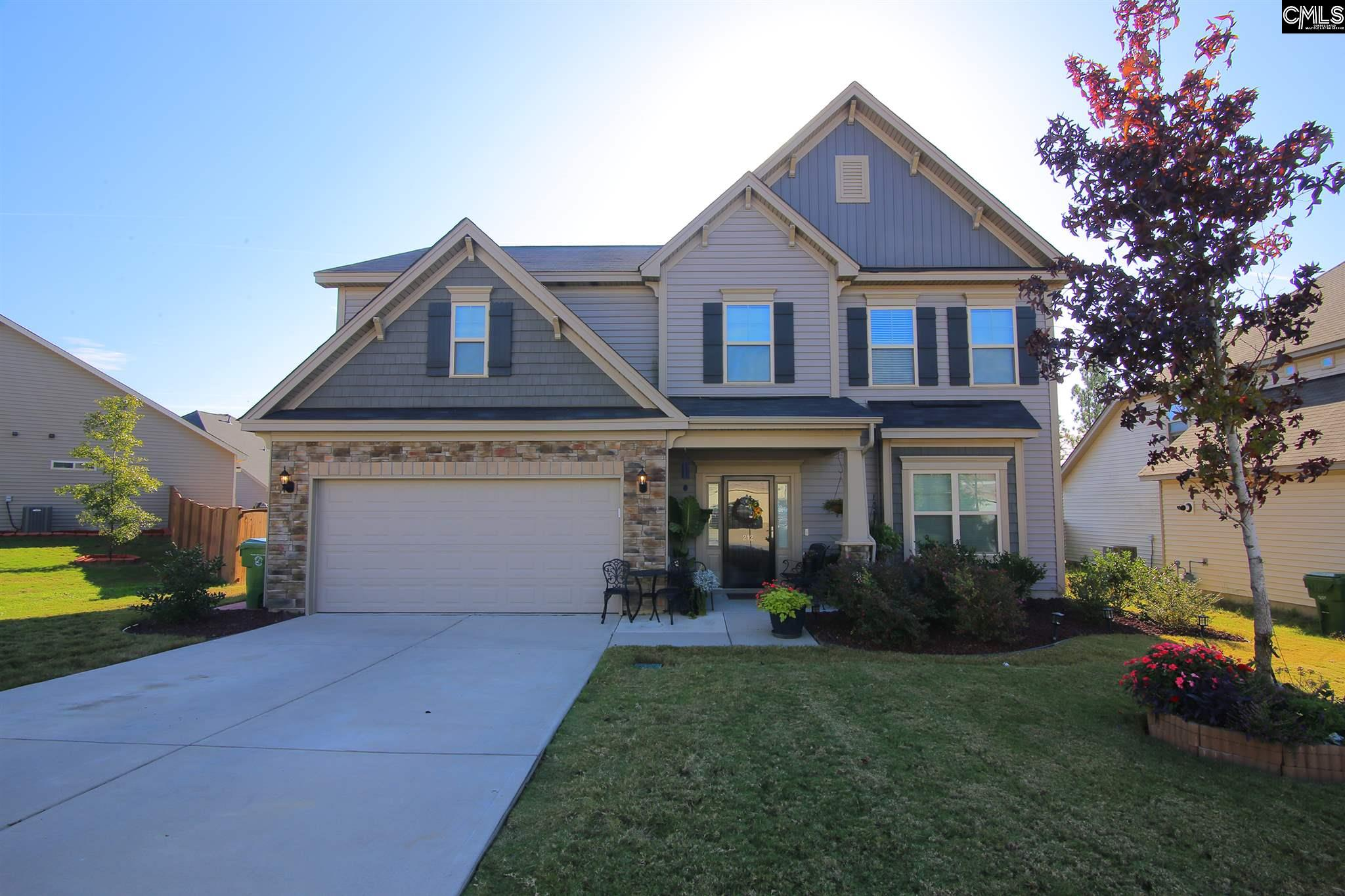 212 Meadow Springs Columbia, SC 29229