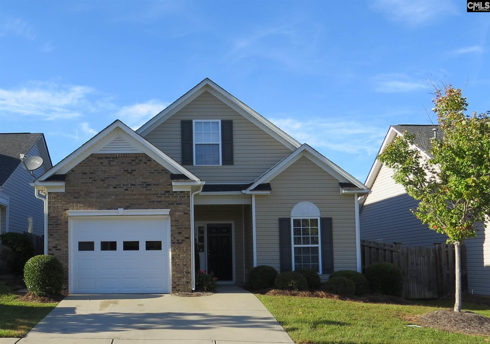 519 Lanesborough Columbia, SC 29210-0000