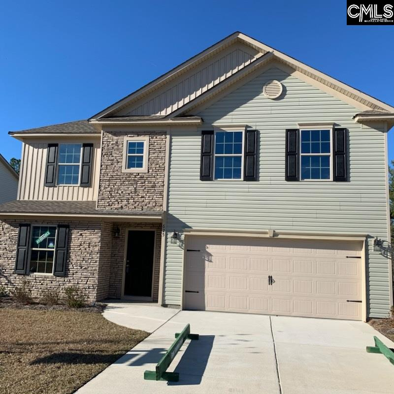 625 Teaberry (lot 107) Columbia, SC 29229