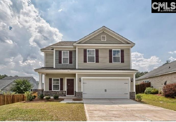 917 Native Rye (lot 304) Lexington, SC 29073