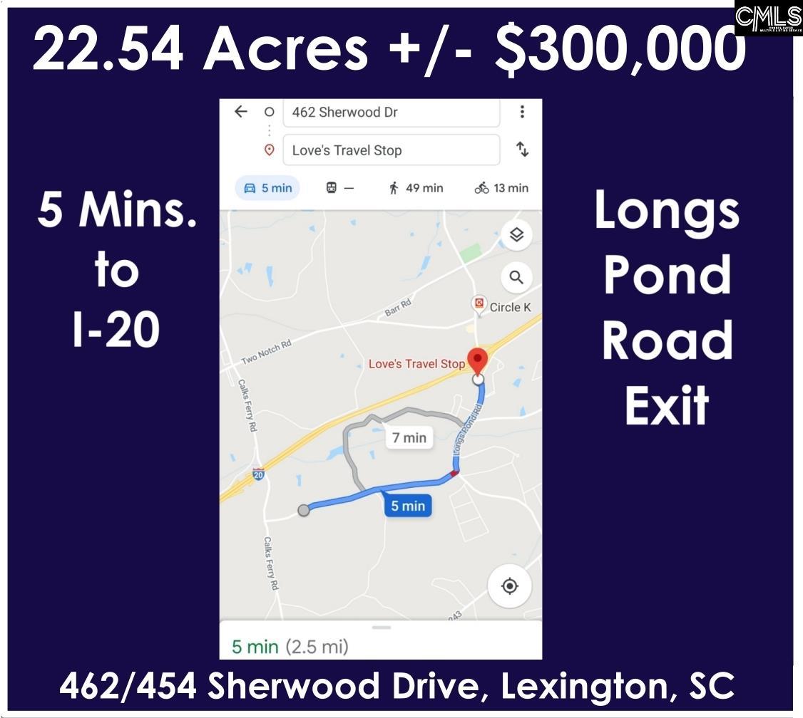 462 Sherwood Lexington, SC 29073-8731