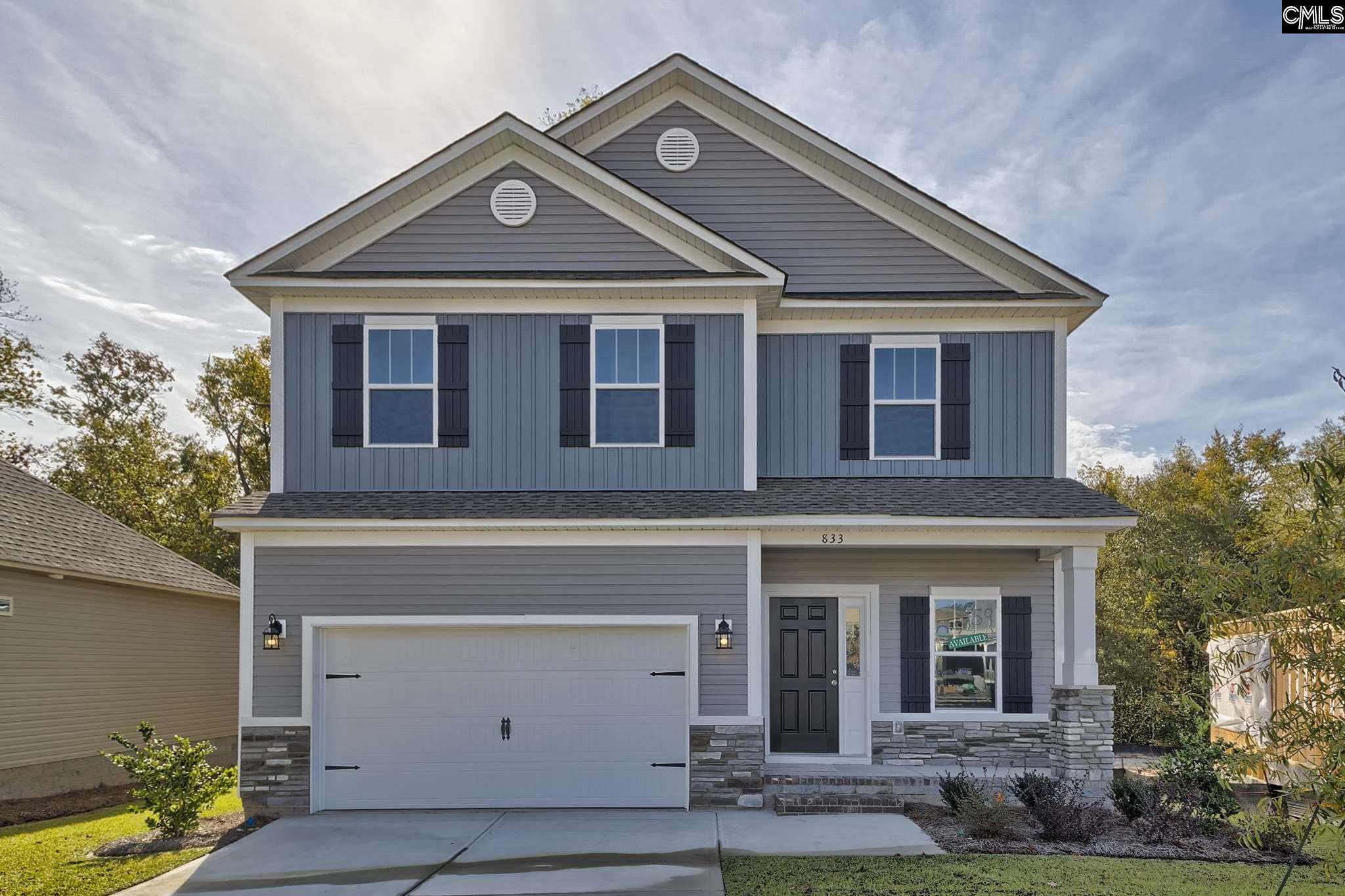 833 Red Solstice (lot 159) Lexington, SC 29073