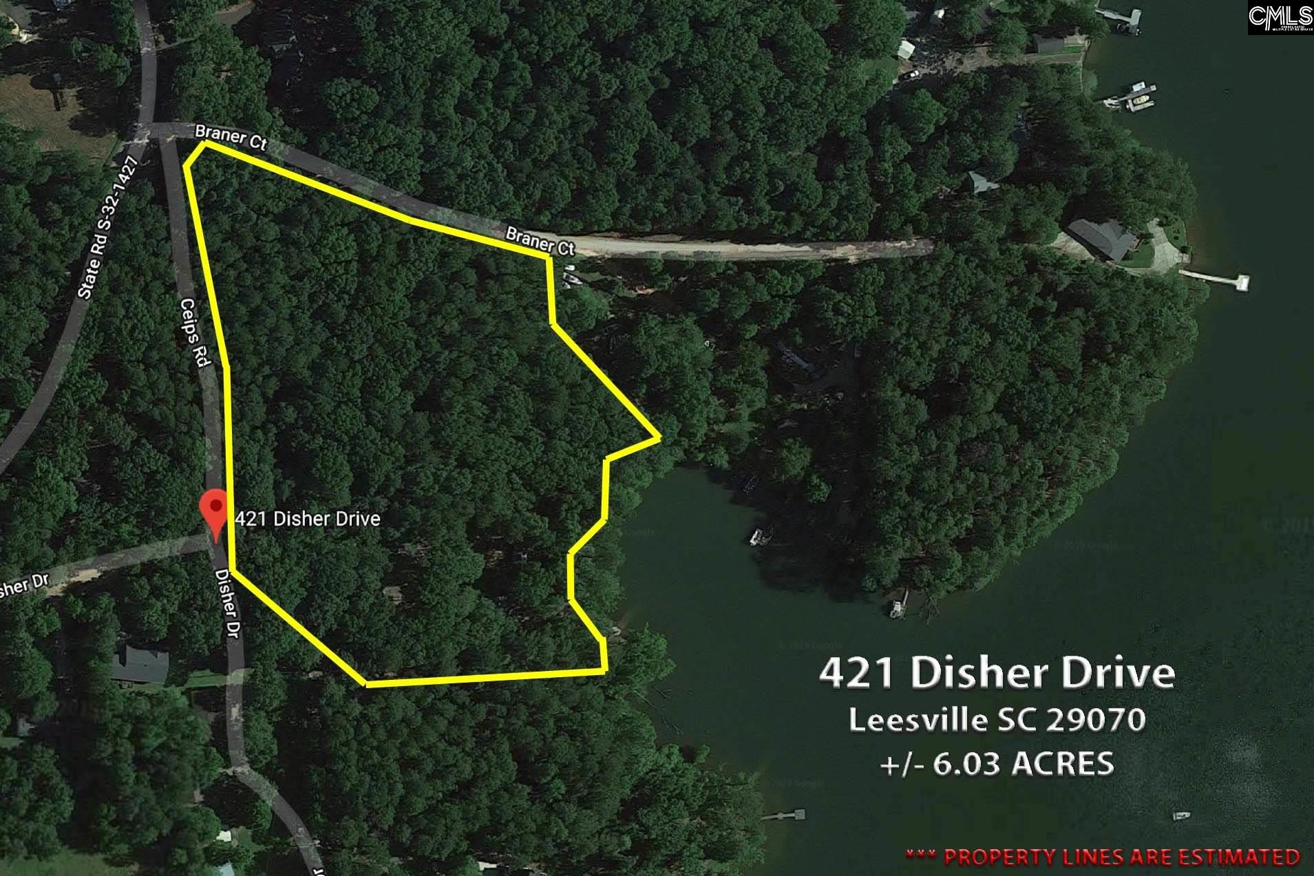 421 Disher Leesville, SC 29070