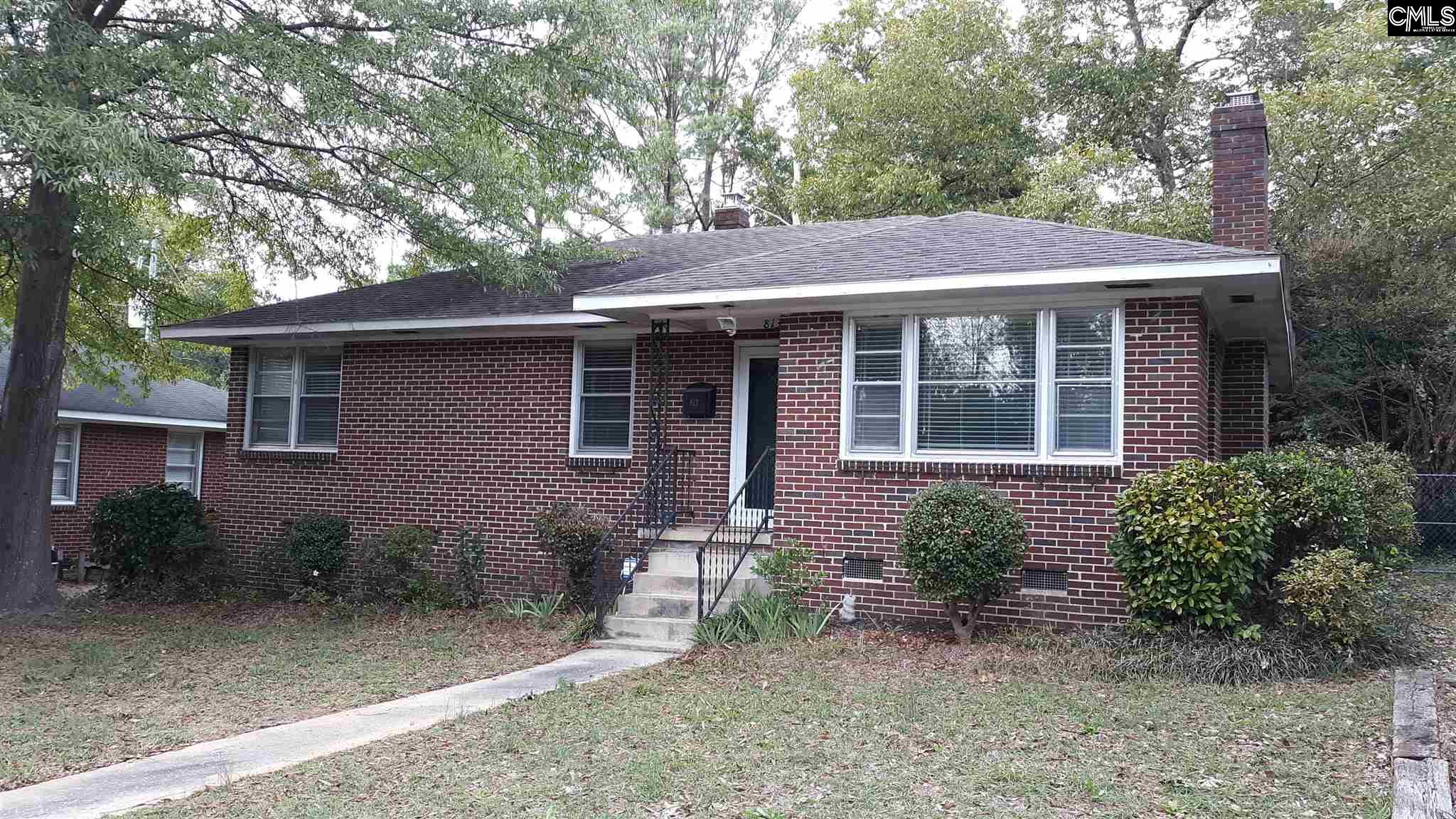813 Johnson Columbia, SC 29203