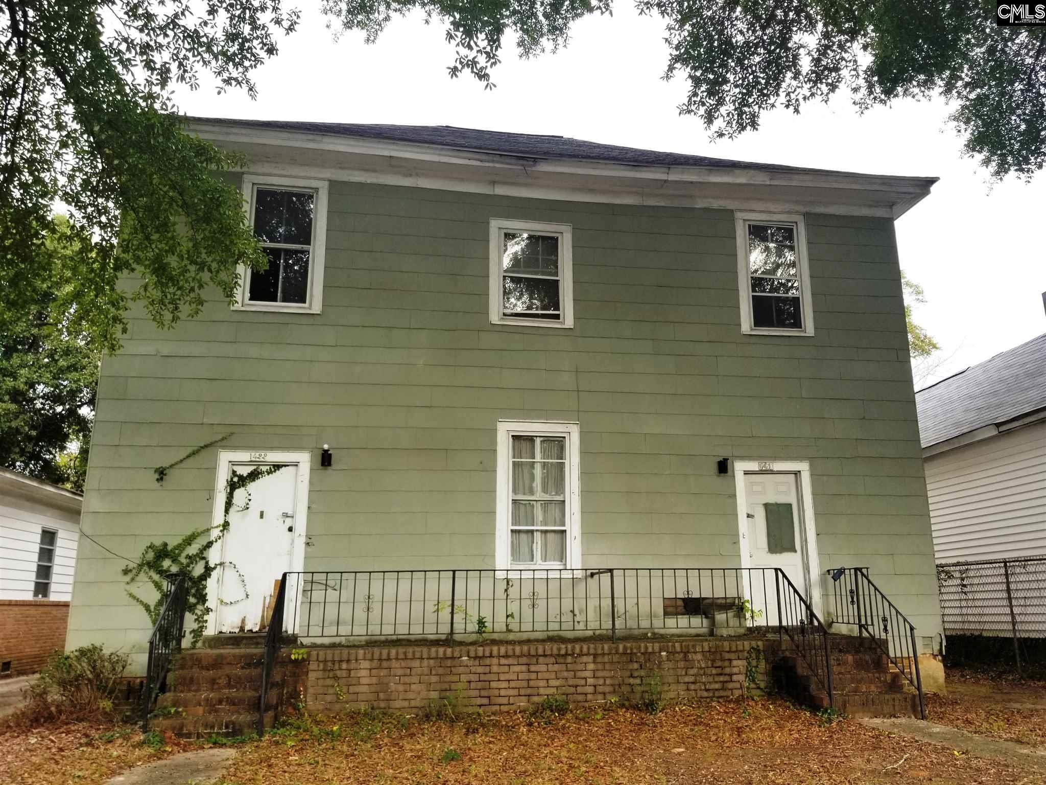 1420 Oak Columbia, SC 29204-1842