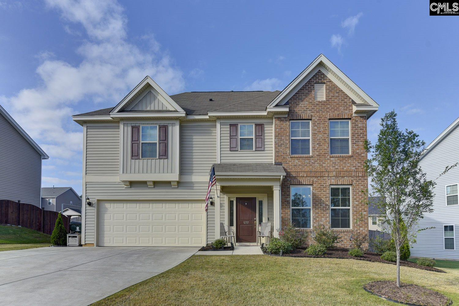 537 Ariel Lexington, SC 29072