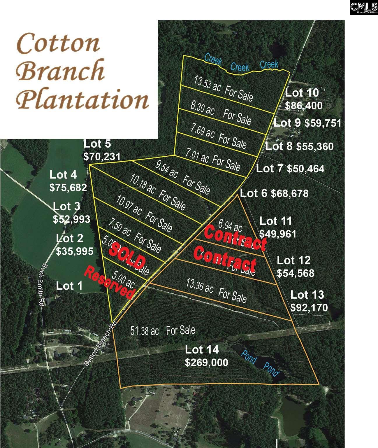 1160 Cotton Branch #5 Leesville, SC 29070
