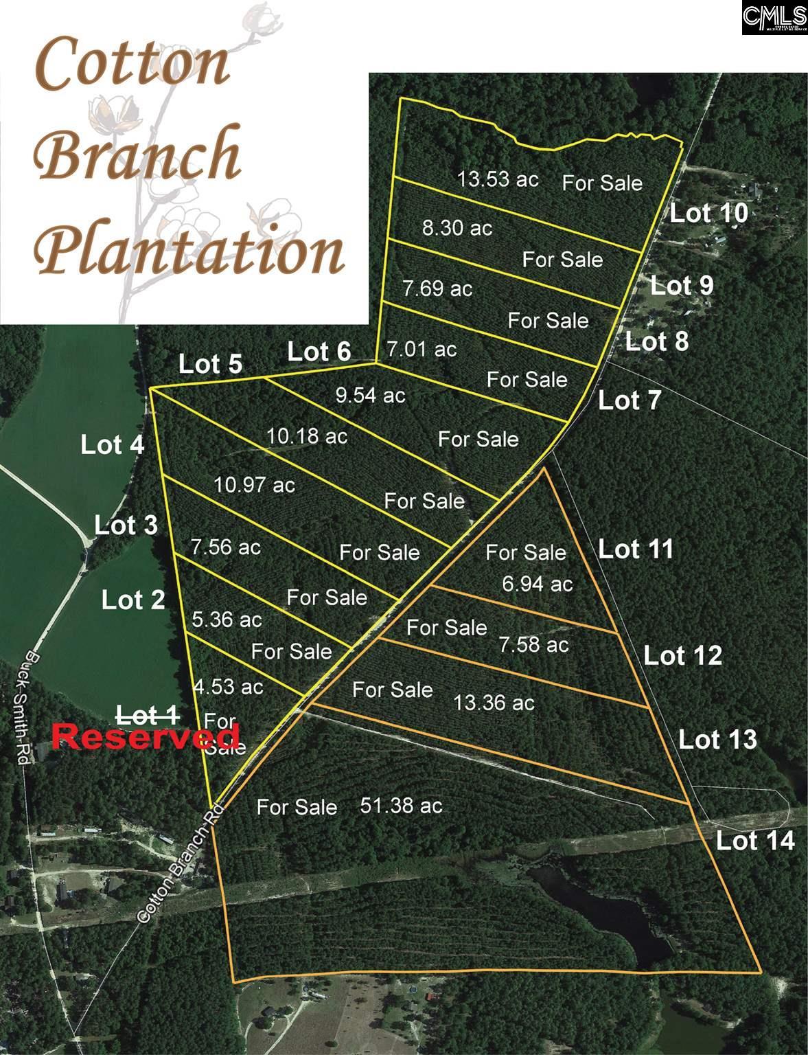 1231 Cotton Branch #13 Leesville, SC 29070