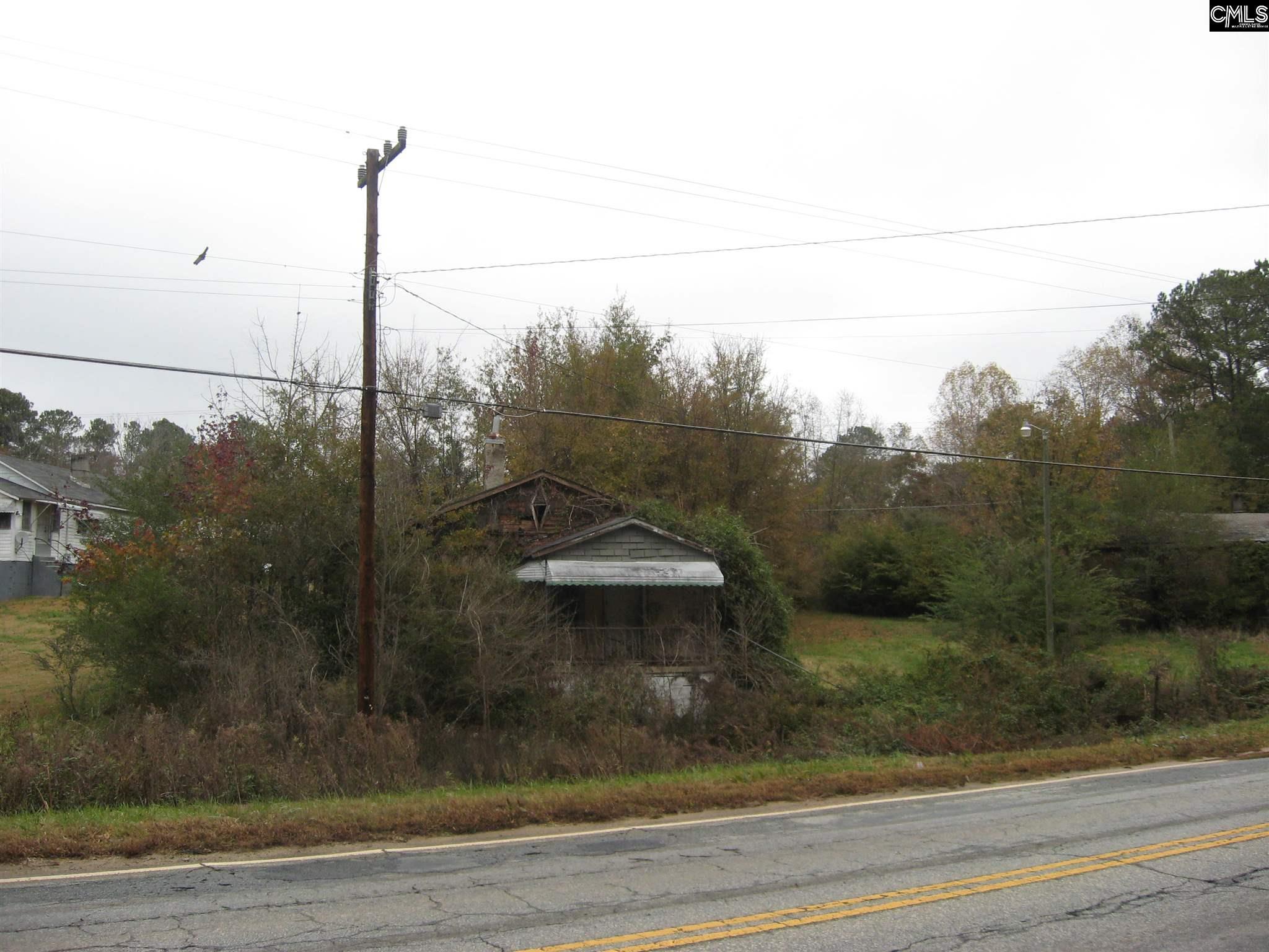 1285 Church Whitmire, SC 29178-1163