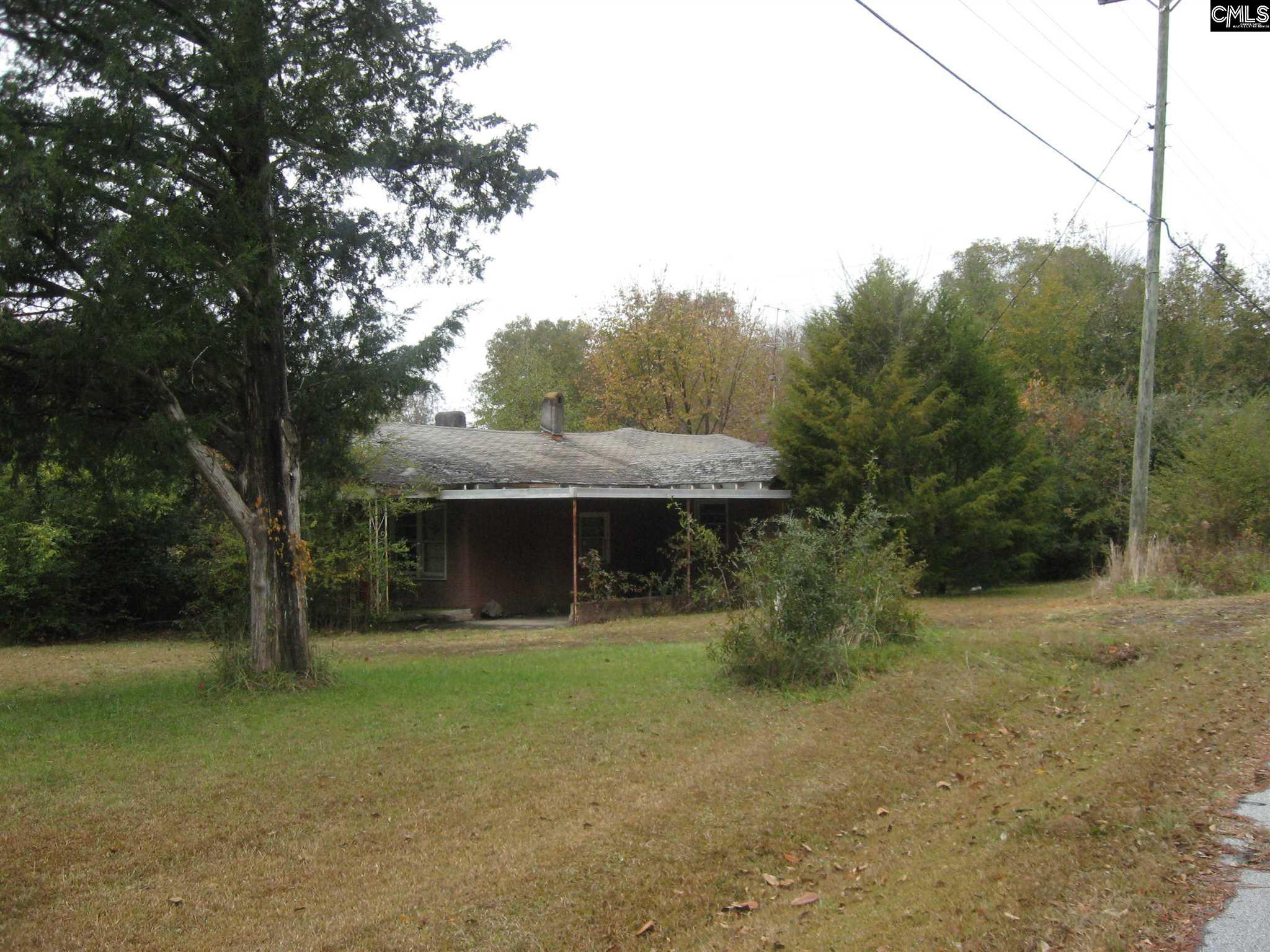 1259 Church Whitmire, SC 29178-1163