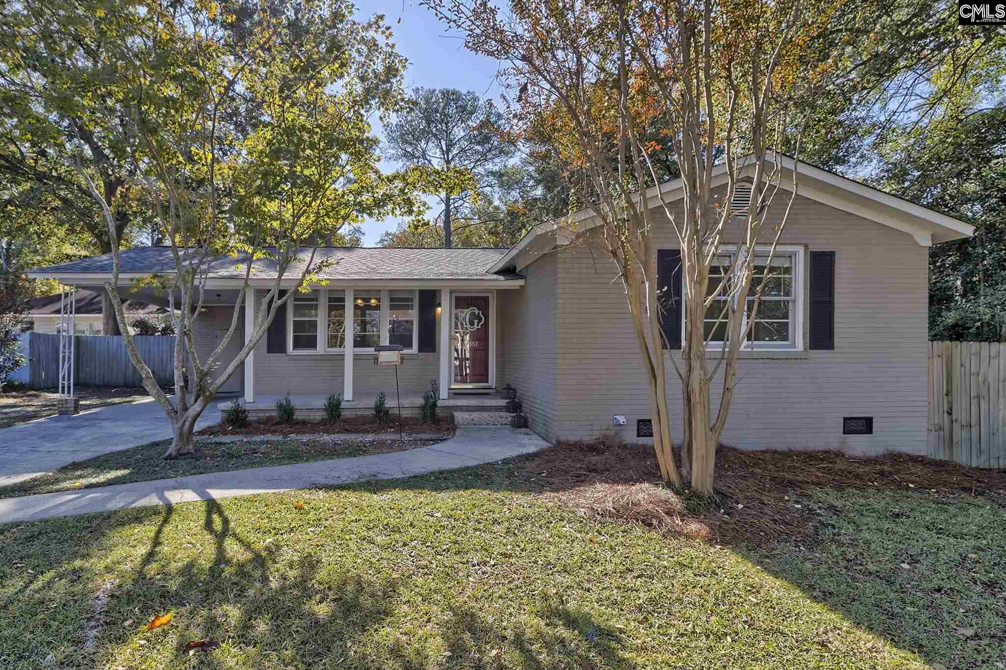 2361 Mary West Columbia, SC 29169-3508