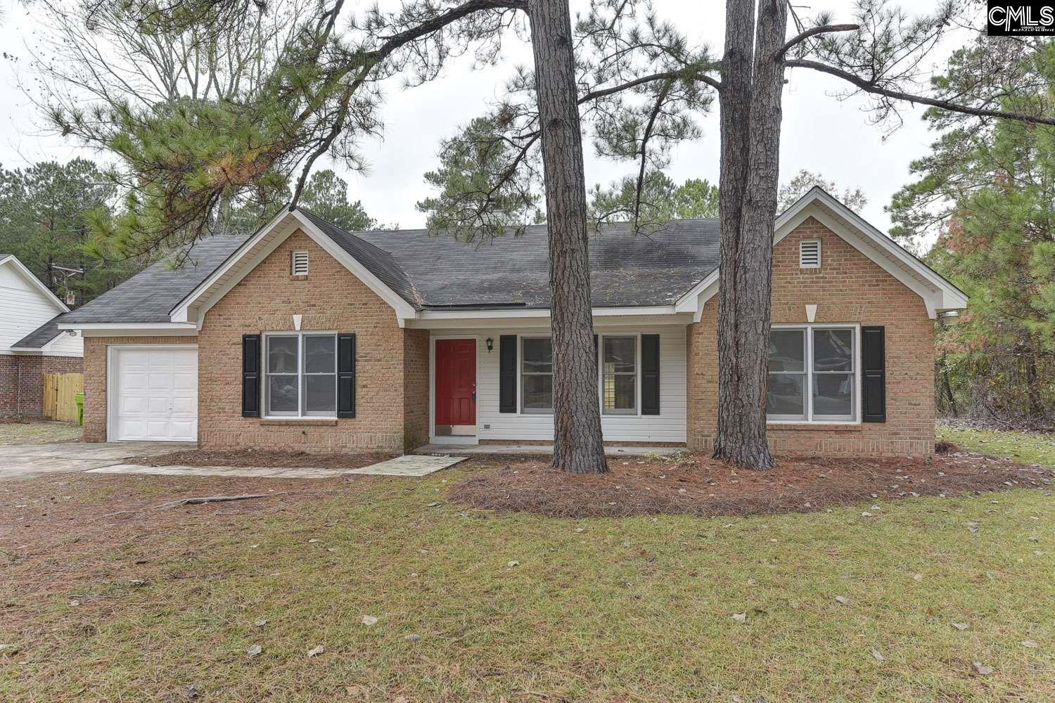 129 Forrister Columbia, SC 29223