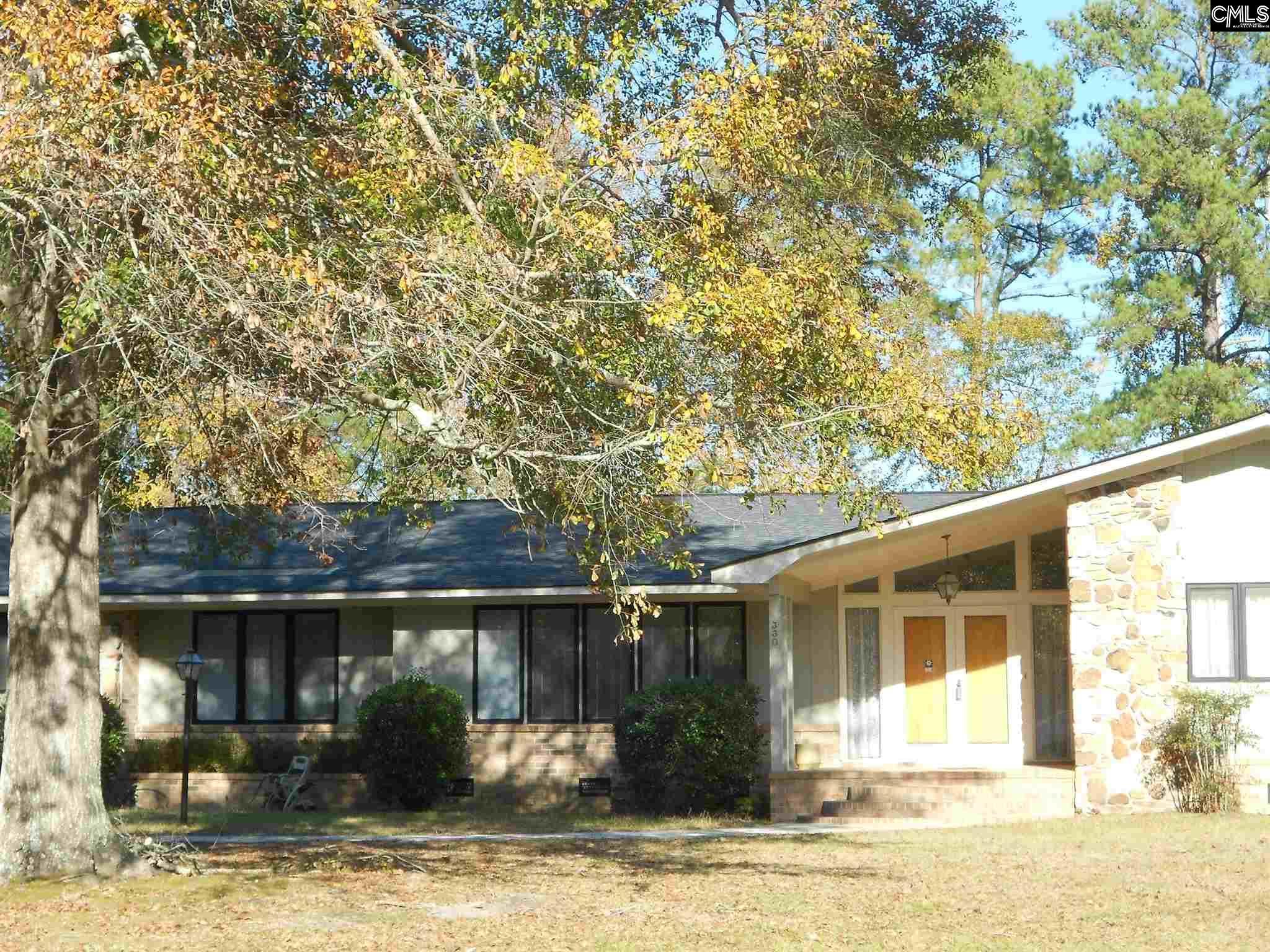 330 Willow Orangeburg, SC 29115-2750