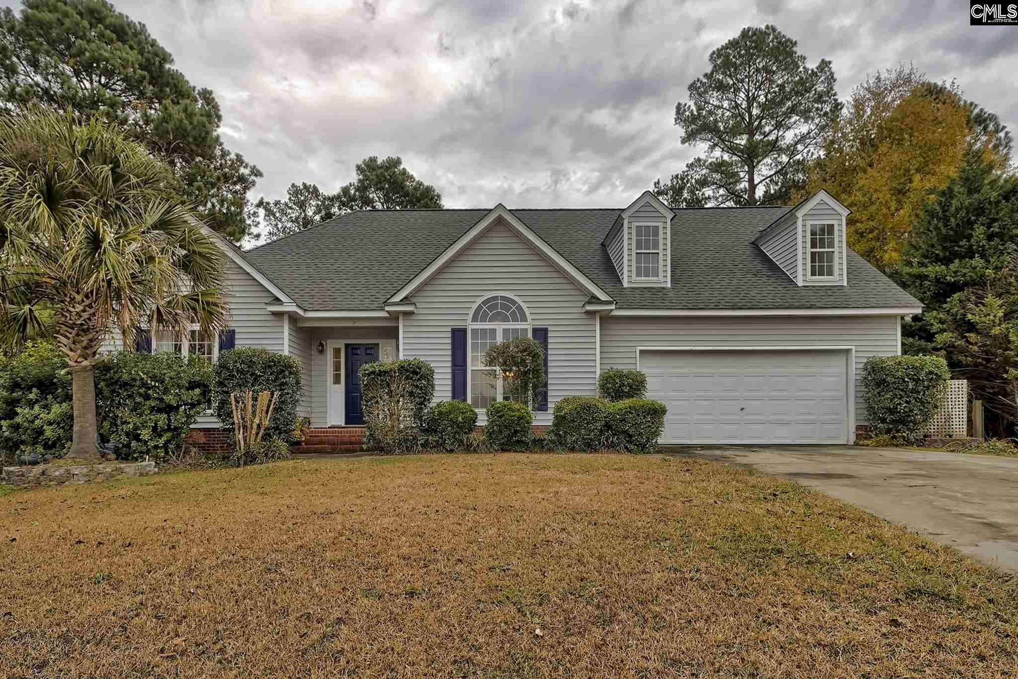 7 High Bluff Irmo, SC 29063