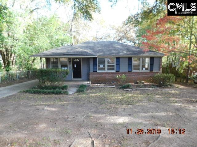 920 Laurie Columbia, SC 29205