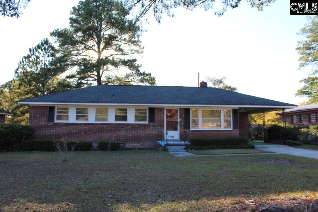 3126 Scurry Columbia, SC 29204