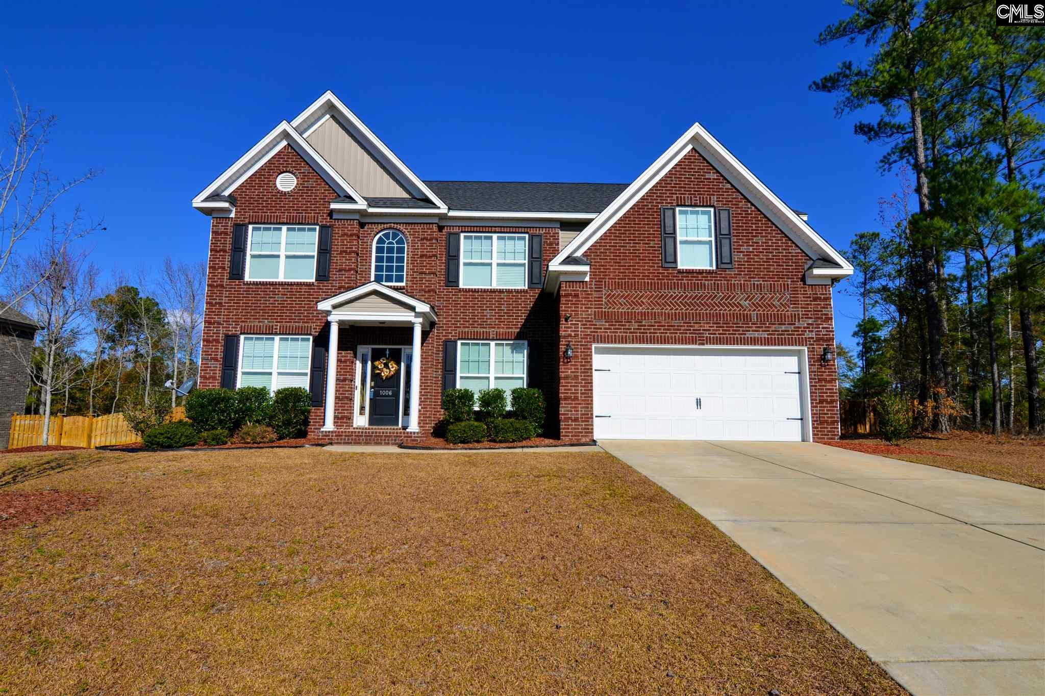 1006 Valley Estates Blythewood, SC 29016