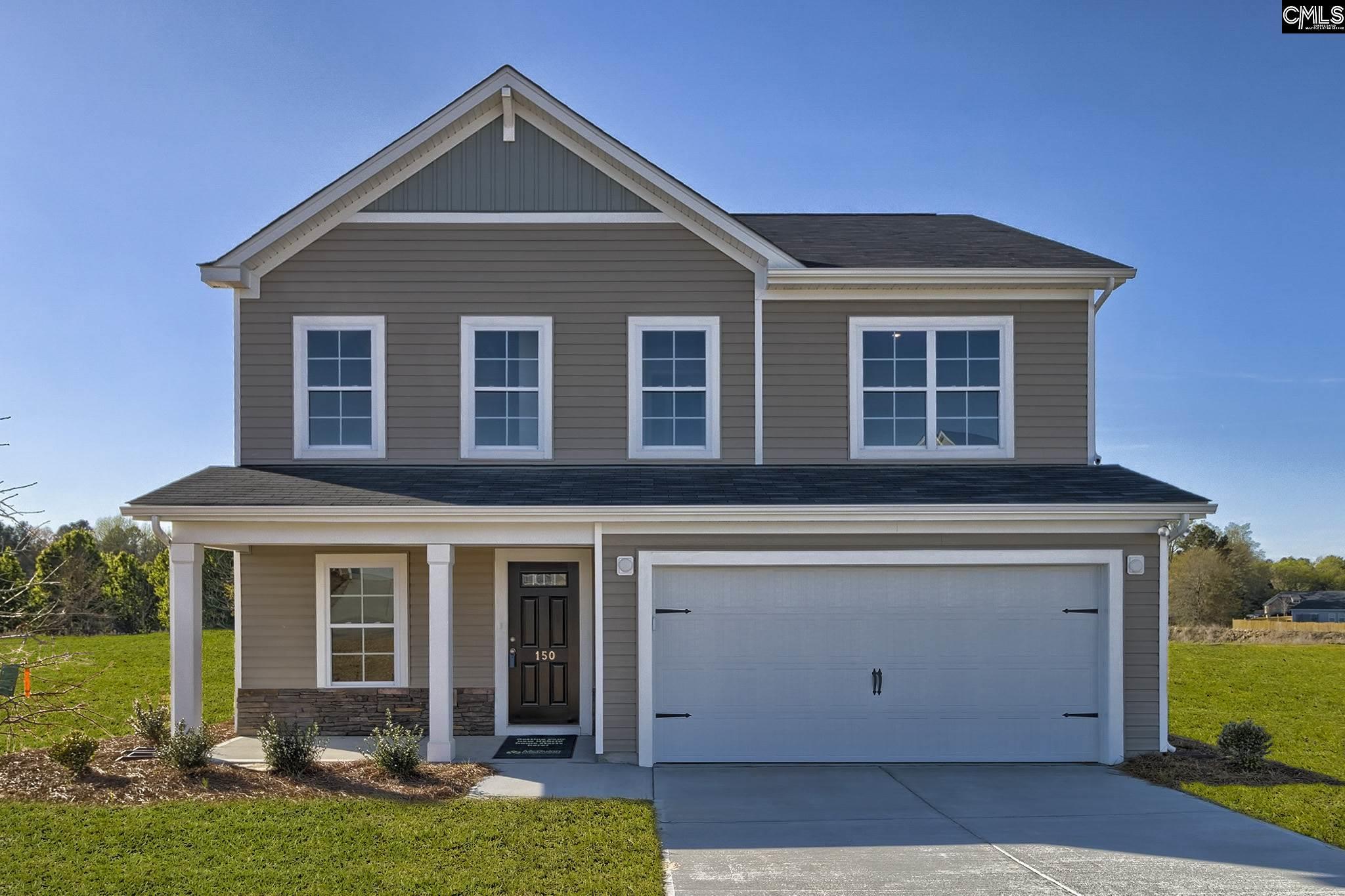 347 Bush Clover Leesville, SC 29070