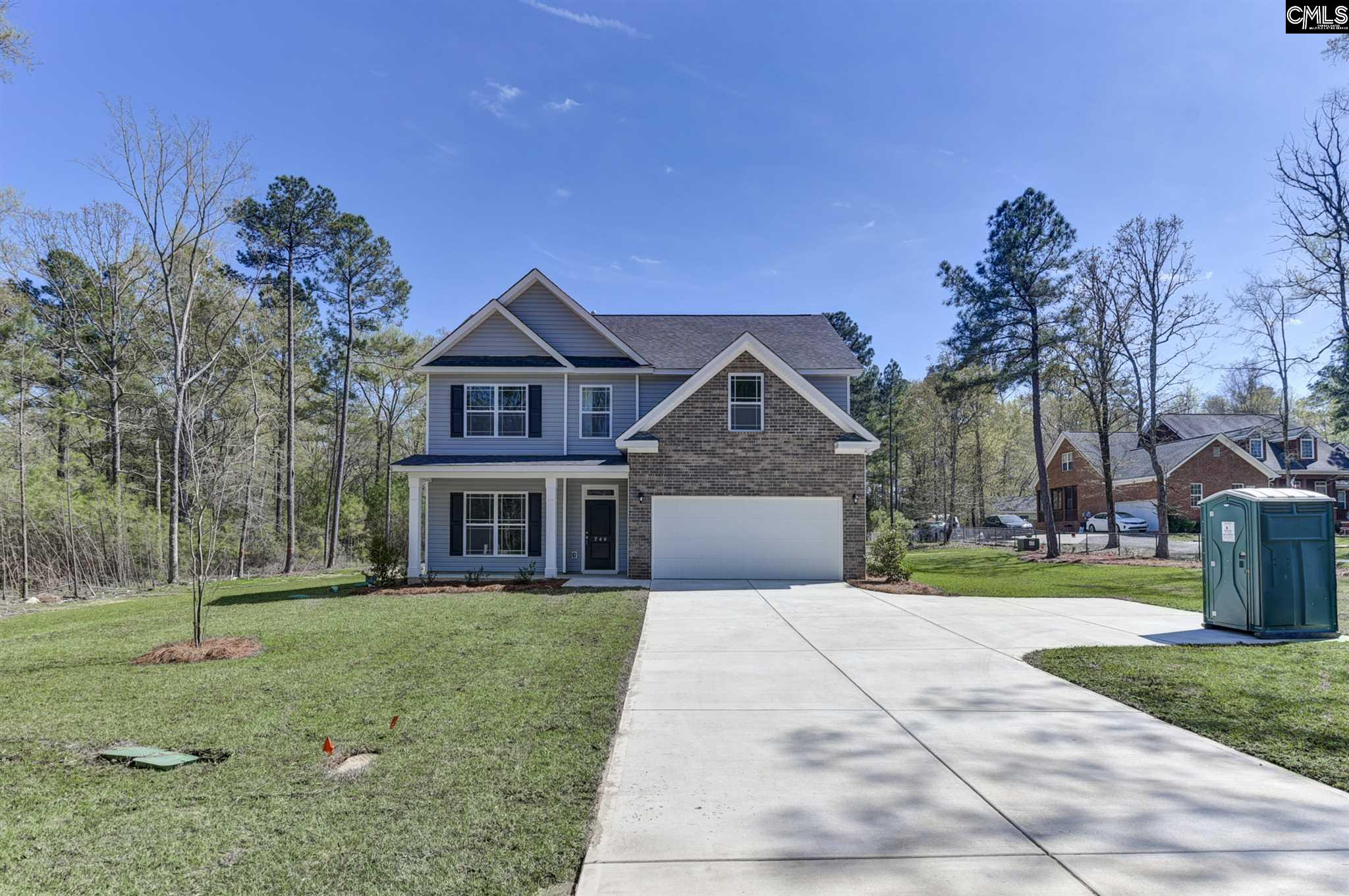 749 Amicks Ferry Chapin, SC 29036