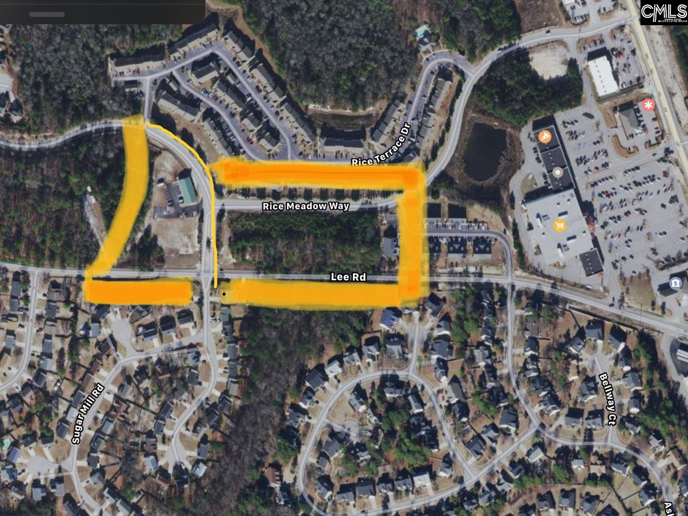 Lots 1 and Su Lee Road Commercial Columbia, SC 29229