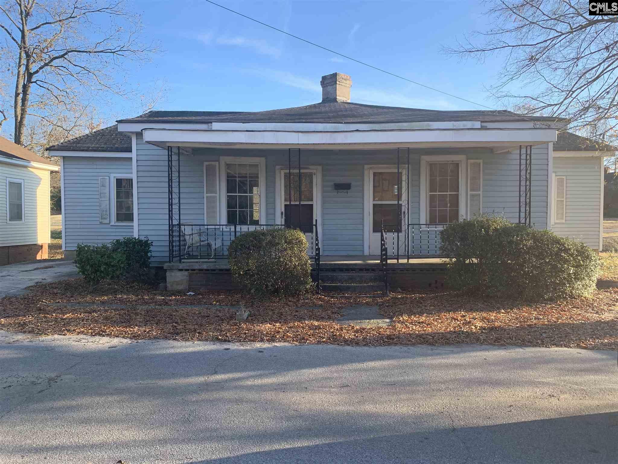 810 Boyd Newberry, SC 29108