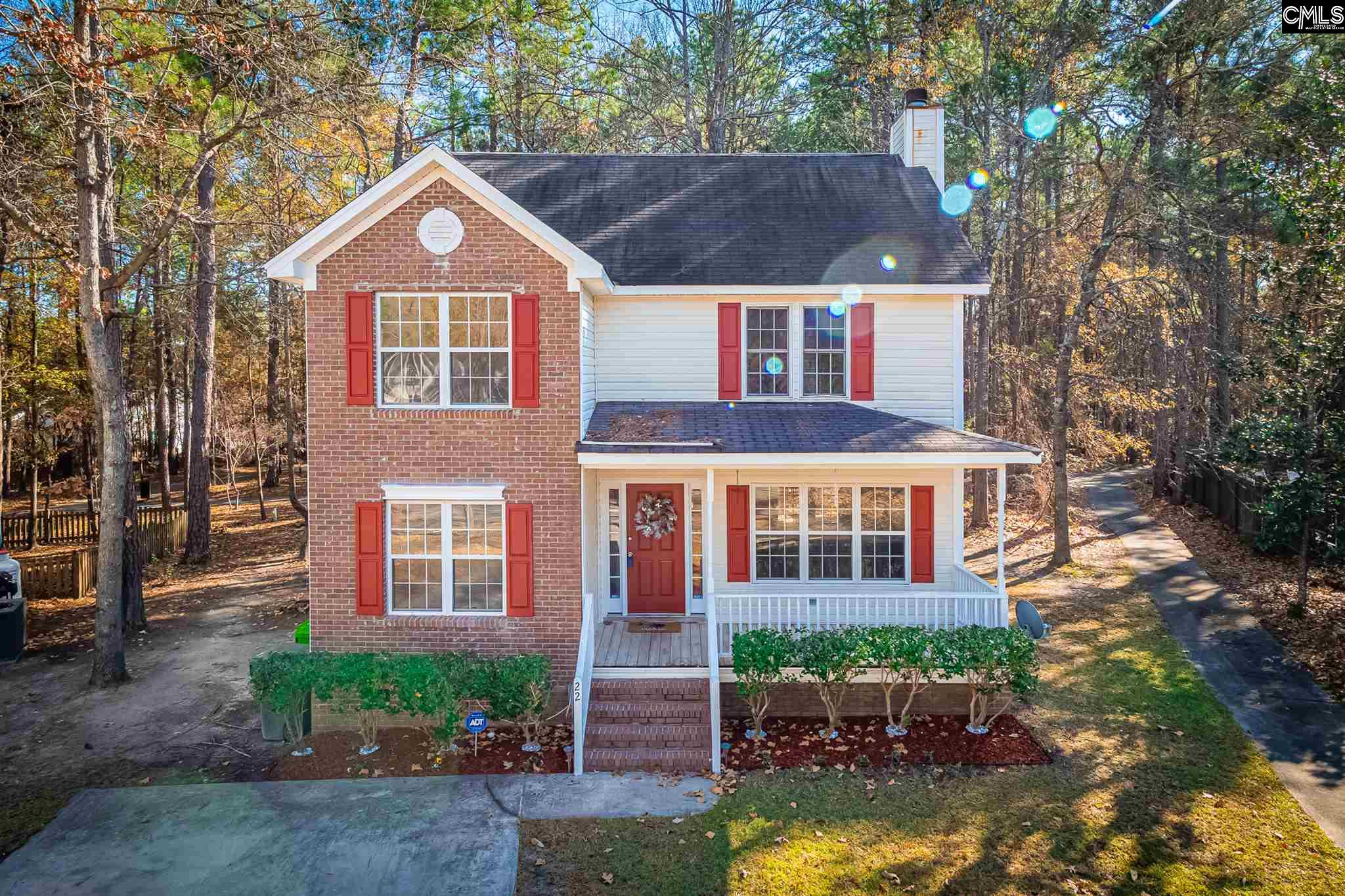 22 Carriage Trace Columbia, SC 29212