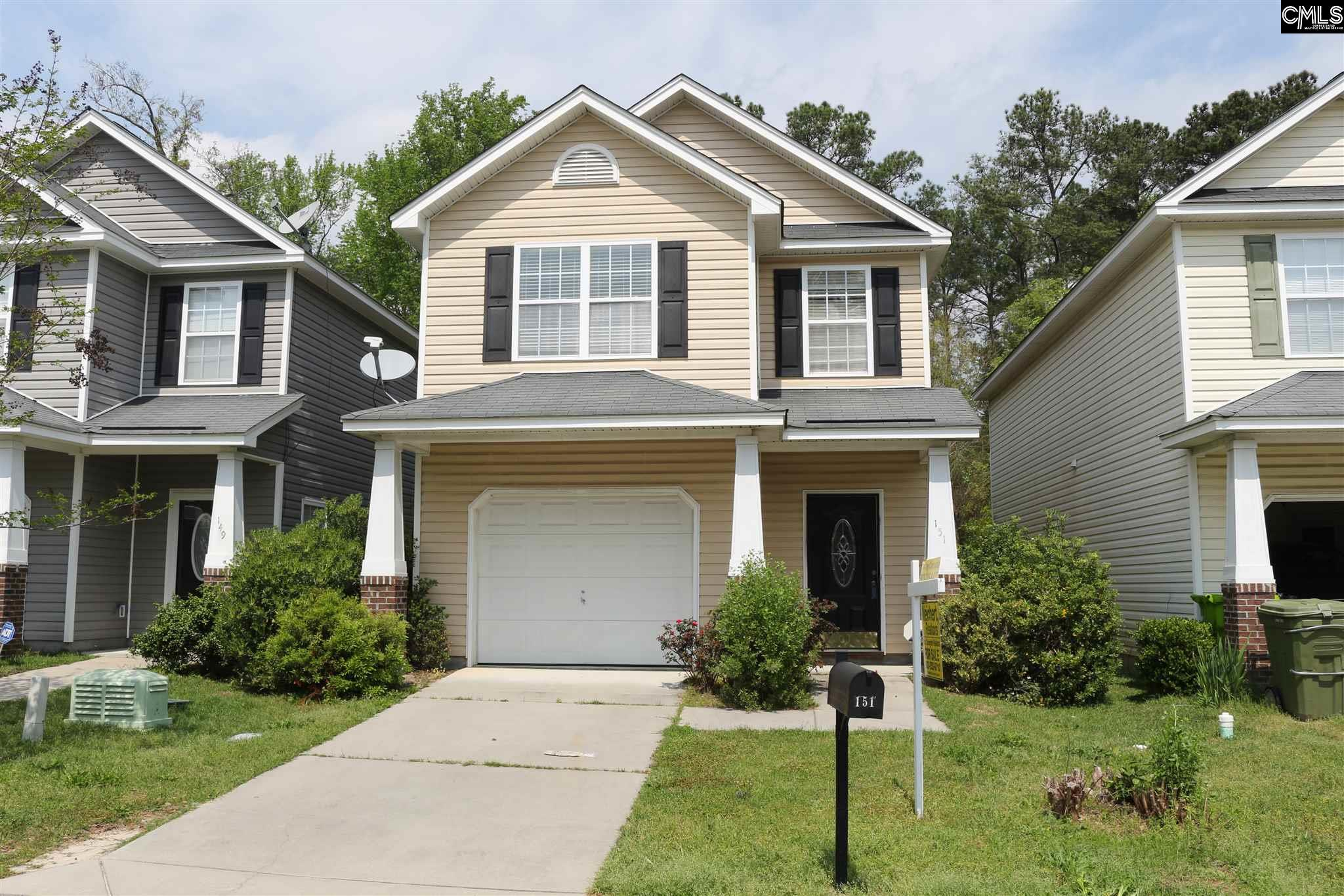 151 Angel Garden Columbia, SC 29223