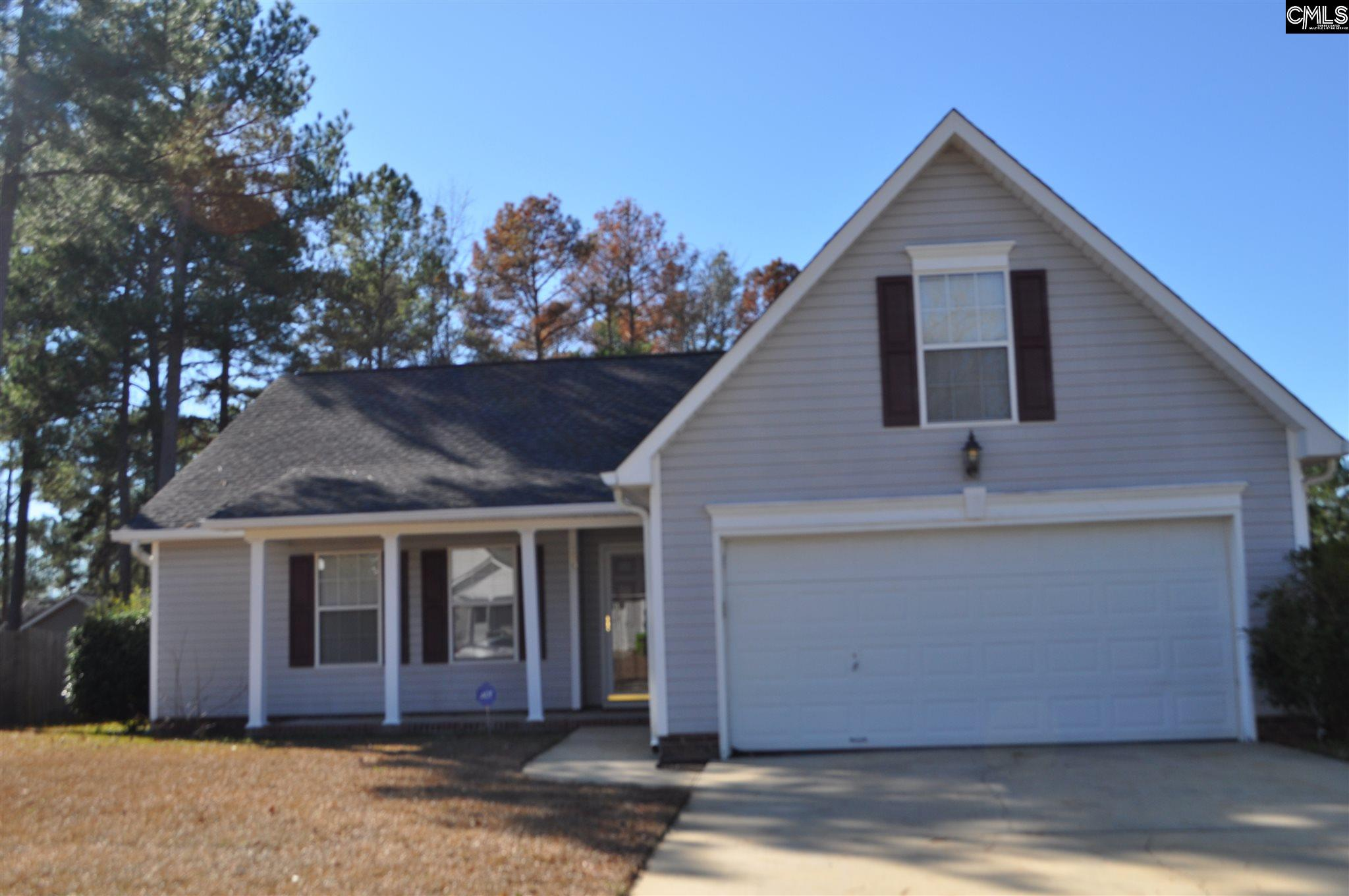 109 Old Well Irmo, SC 29063-2185