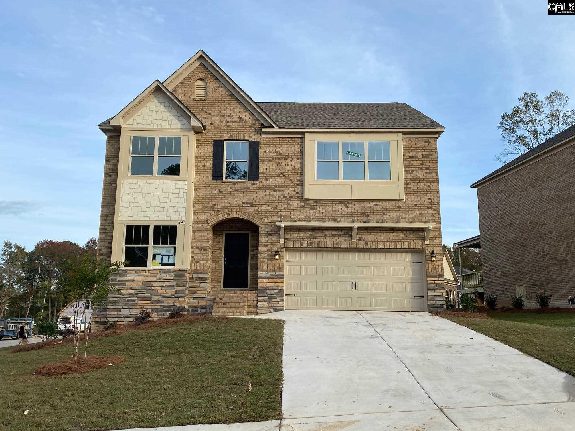 241 Cedar Hollow Irmo, SC 29063