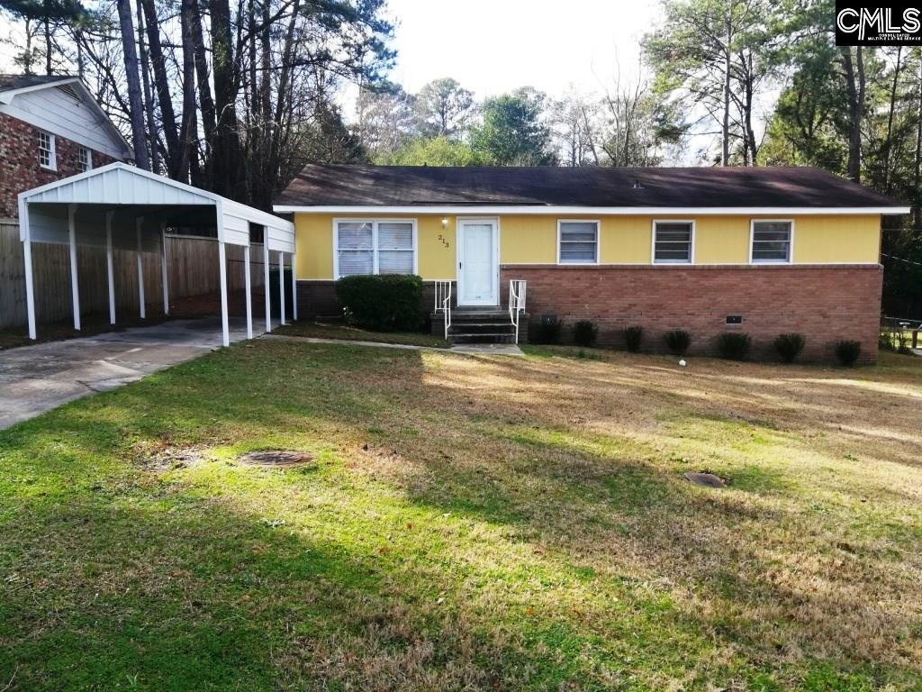 213 Forestwood Columbia, SC 29223