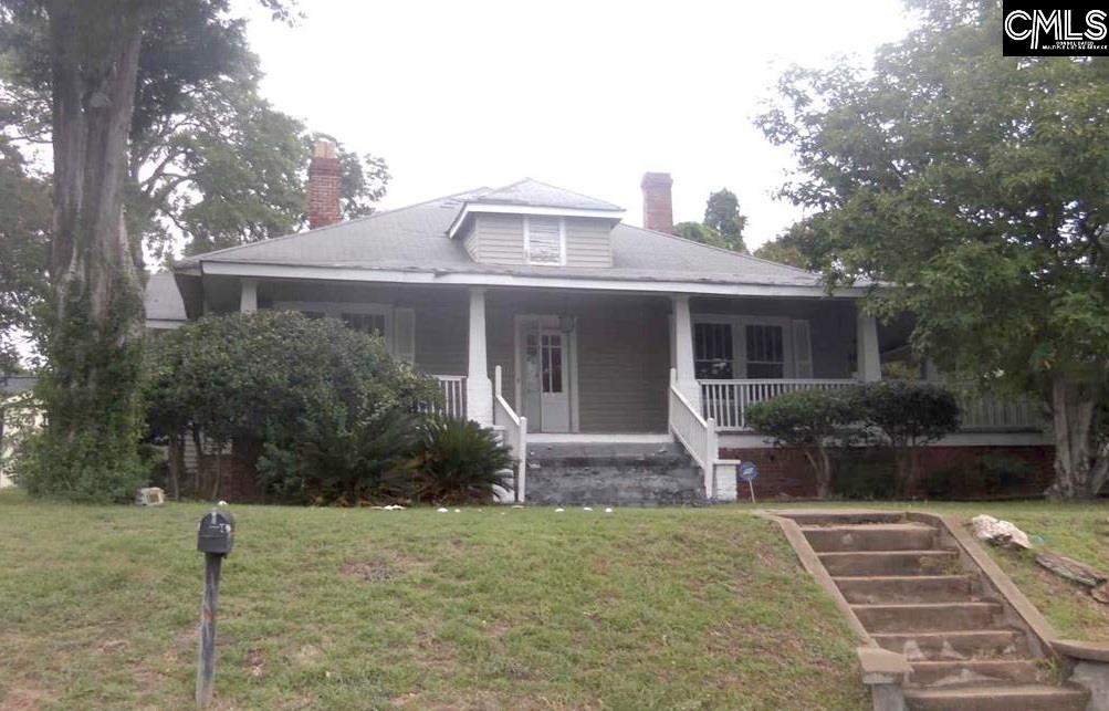 1009 Jackson Columbia, SC 29203