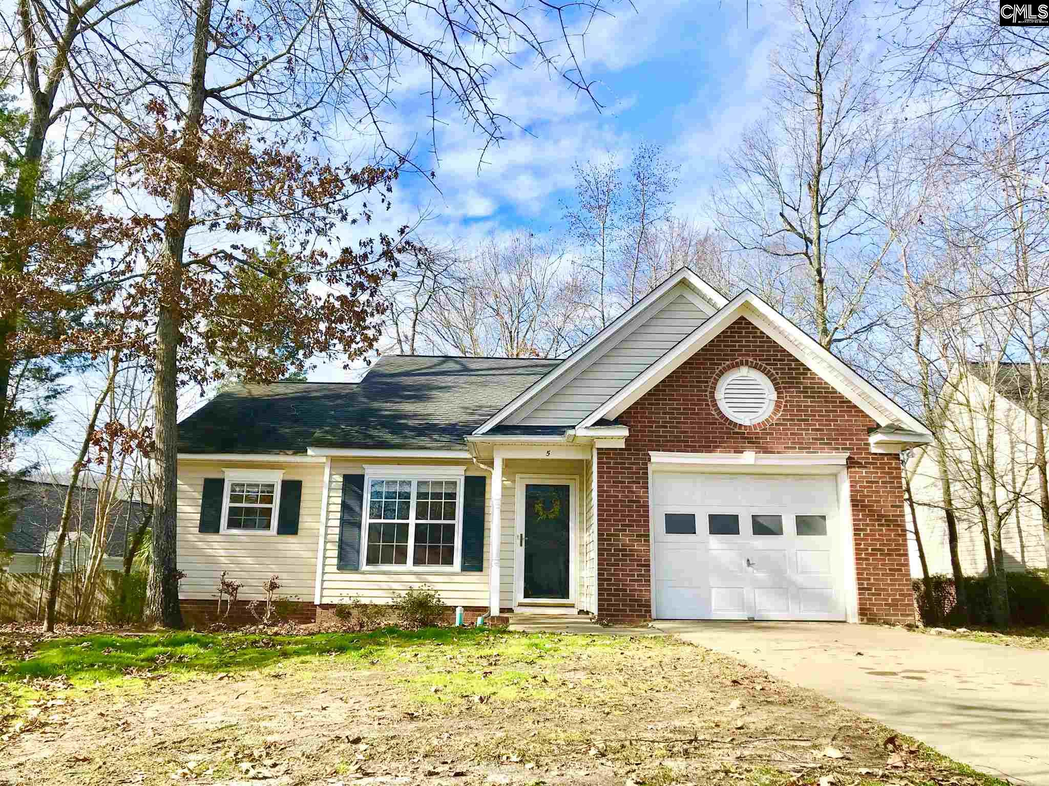 5 Whitewater Irmo, SC 29063