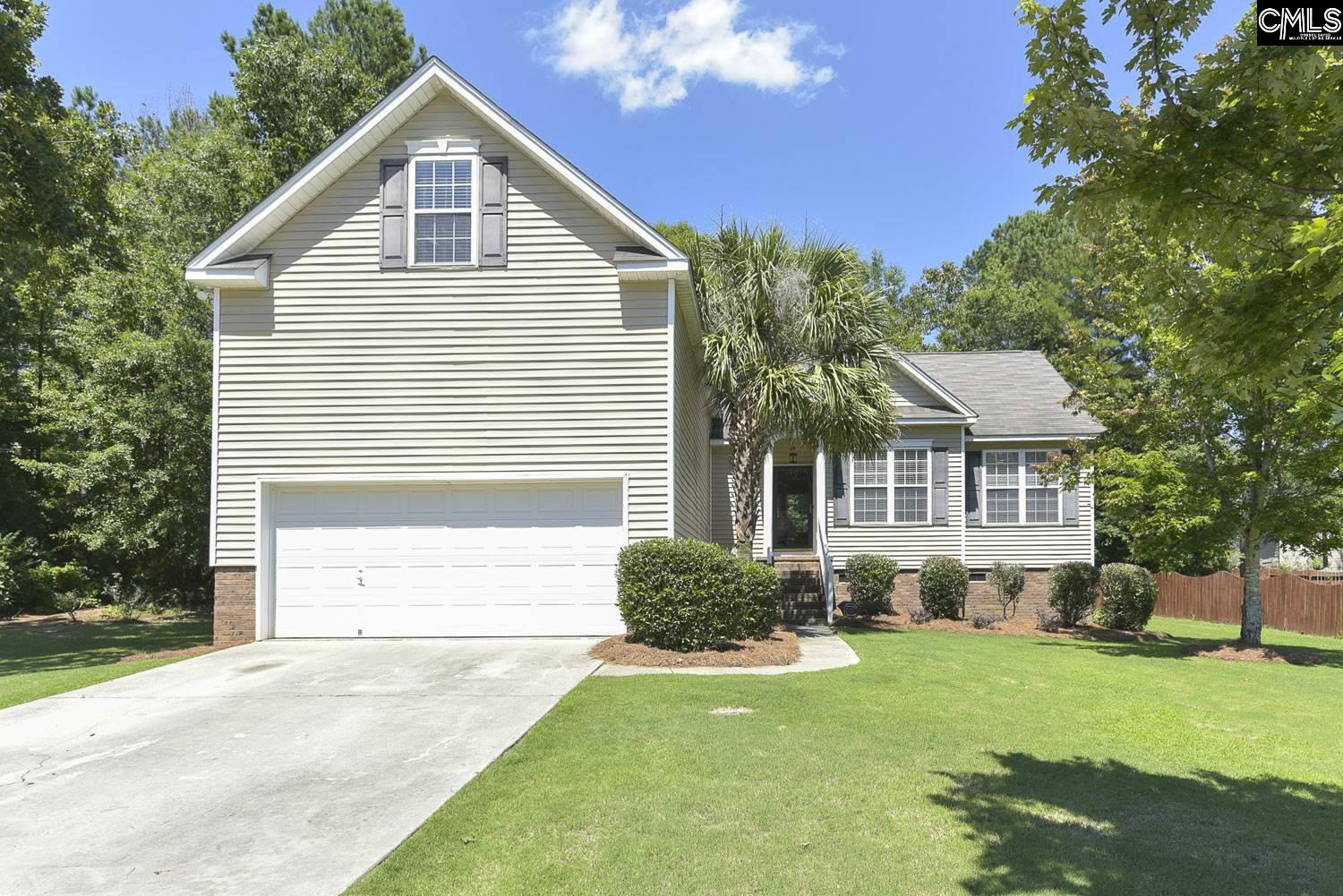 156 Hearthwood Irmo, SC 29063