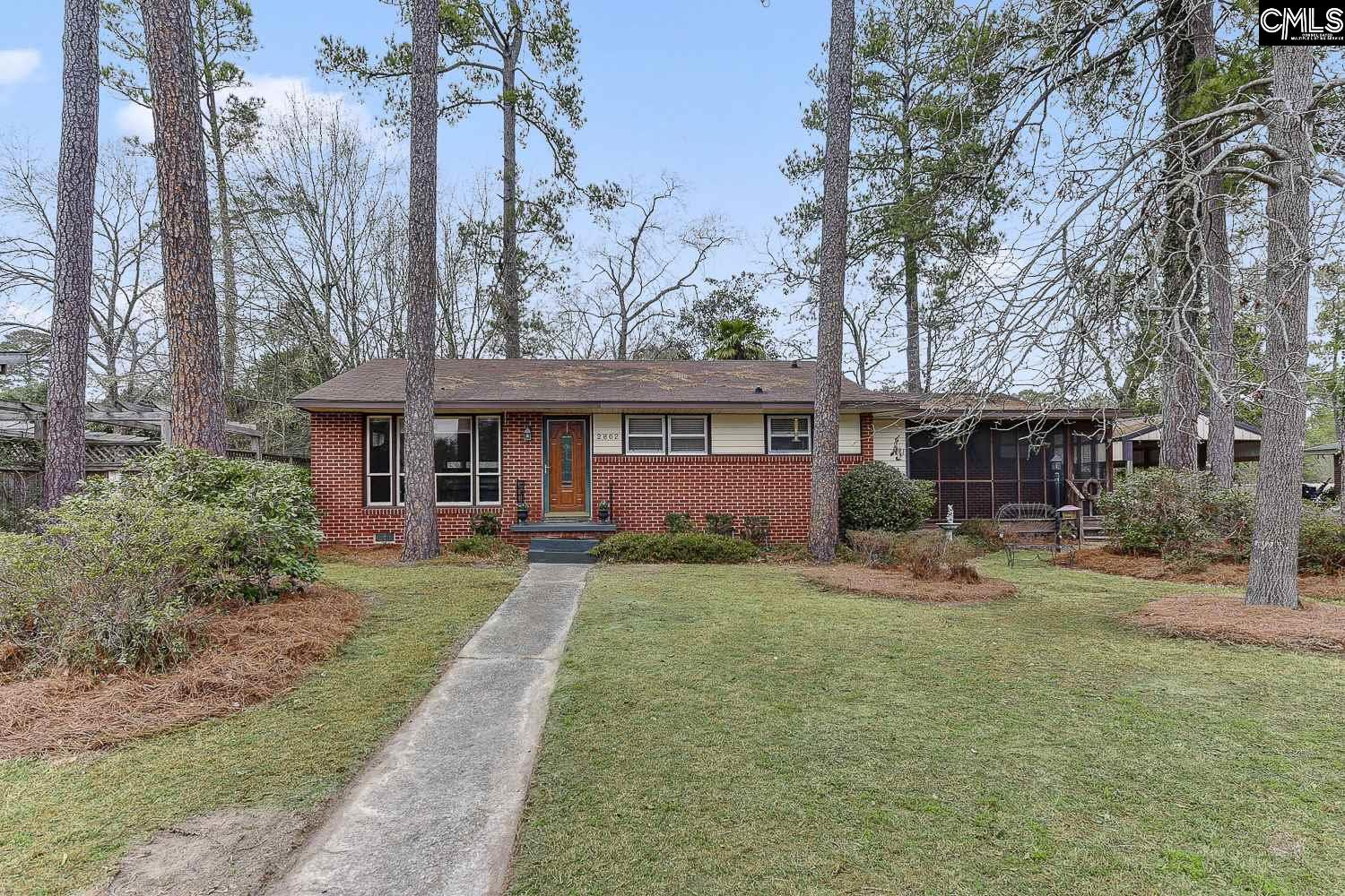 2802 Dalewood West Columbia, SC 29170