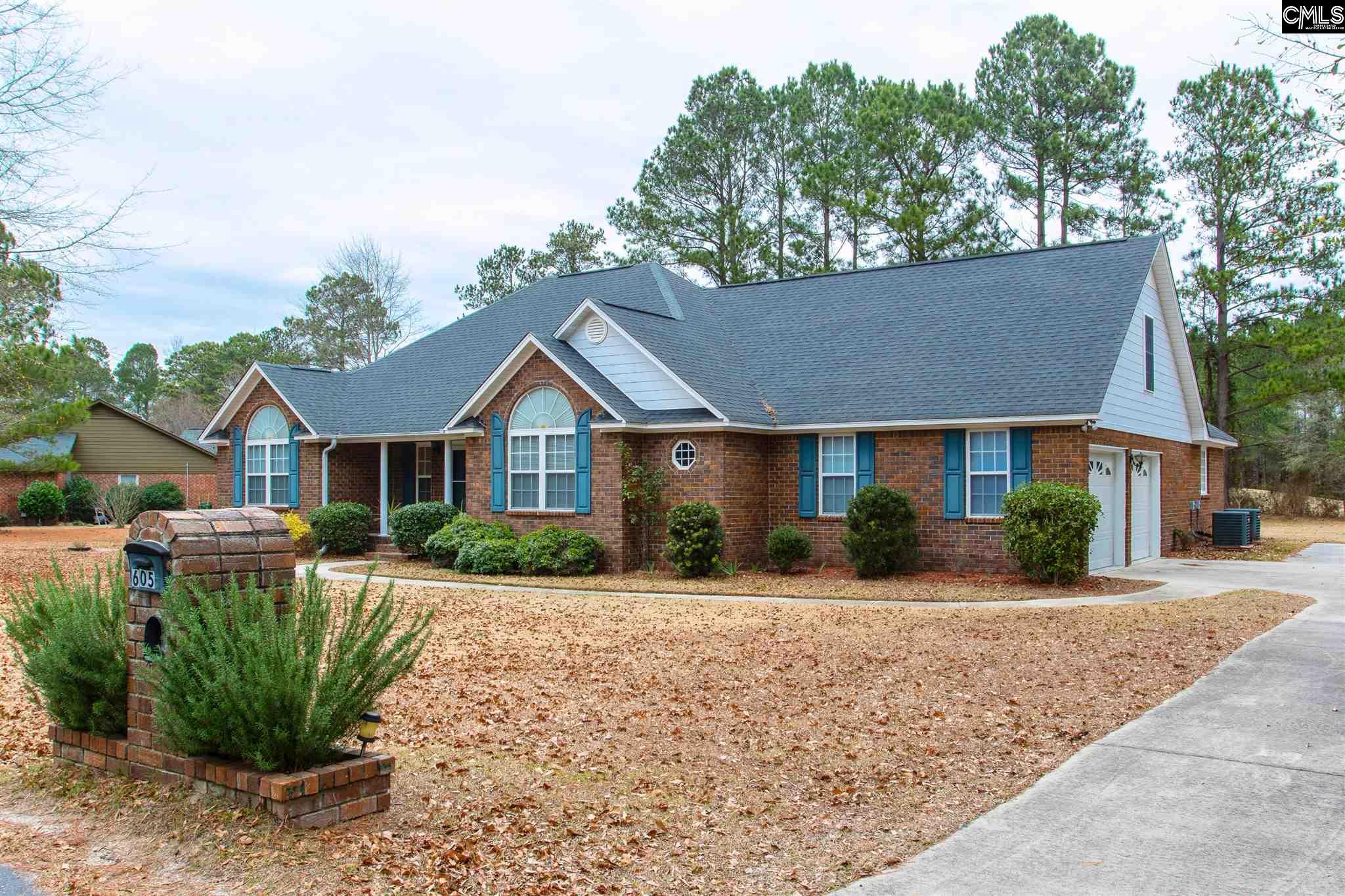 605 Torrey Pines Sumter, SC 29150