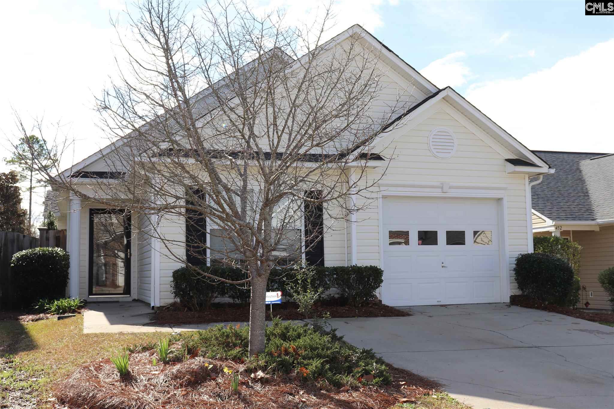 456 Woodhouse Irmo, SC 29063