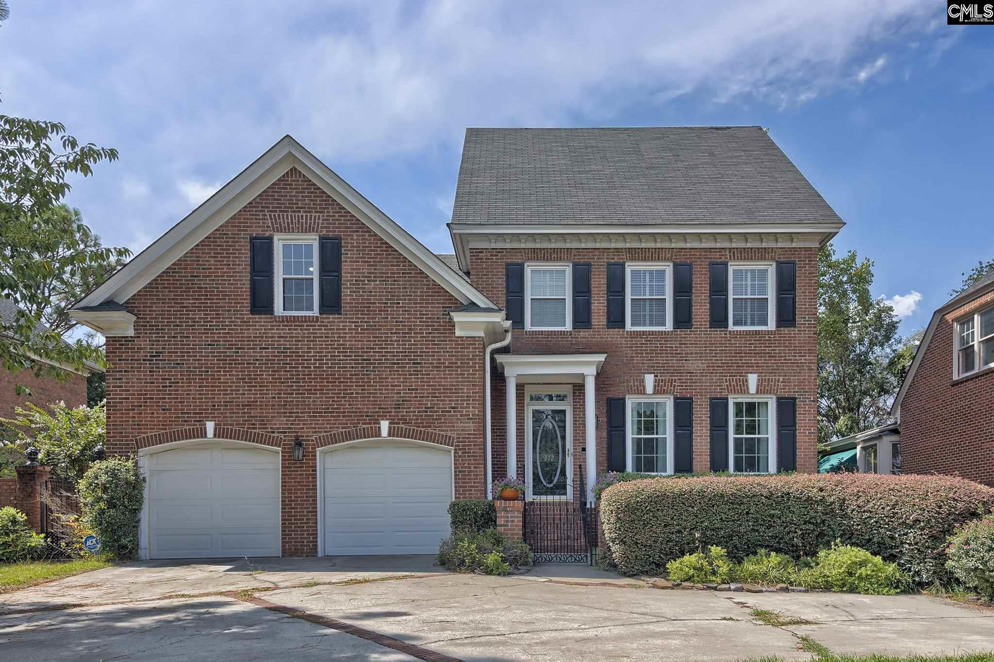 312 Mallet Hill Columbia, SC 29223-3223