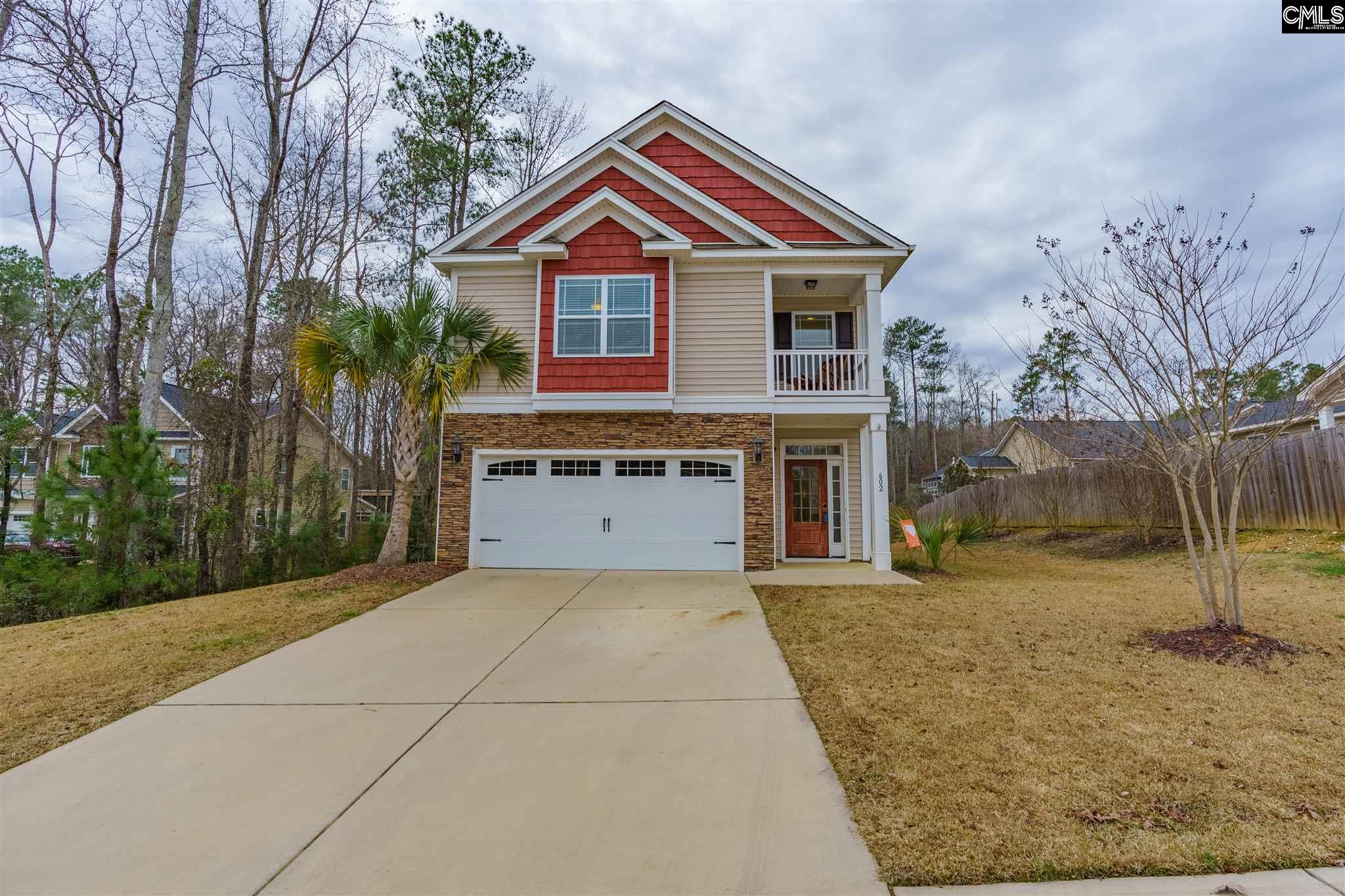 602 Muldrow Chapin, SC 29063