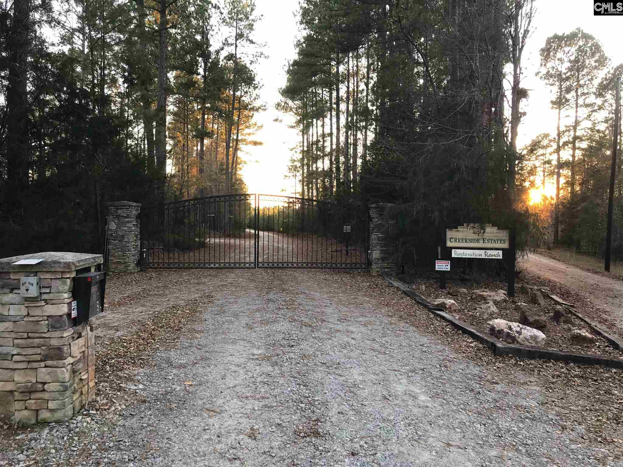 #15 Lot Creekside Lane Ridgeway, SC 29130
