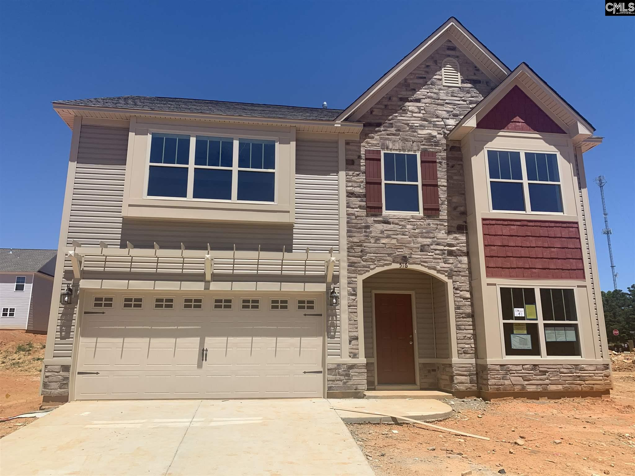516 South Cobia Irmo, SC 29063-0000