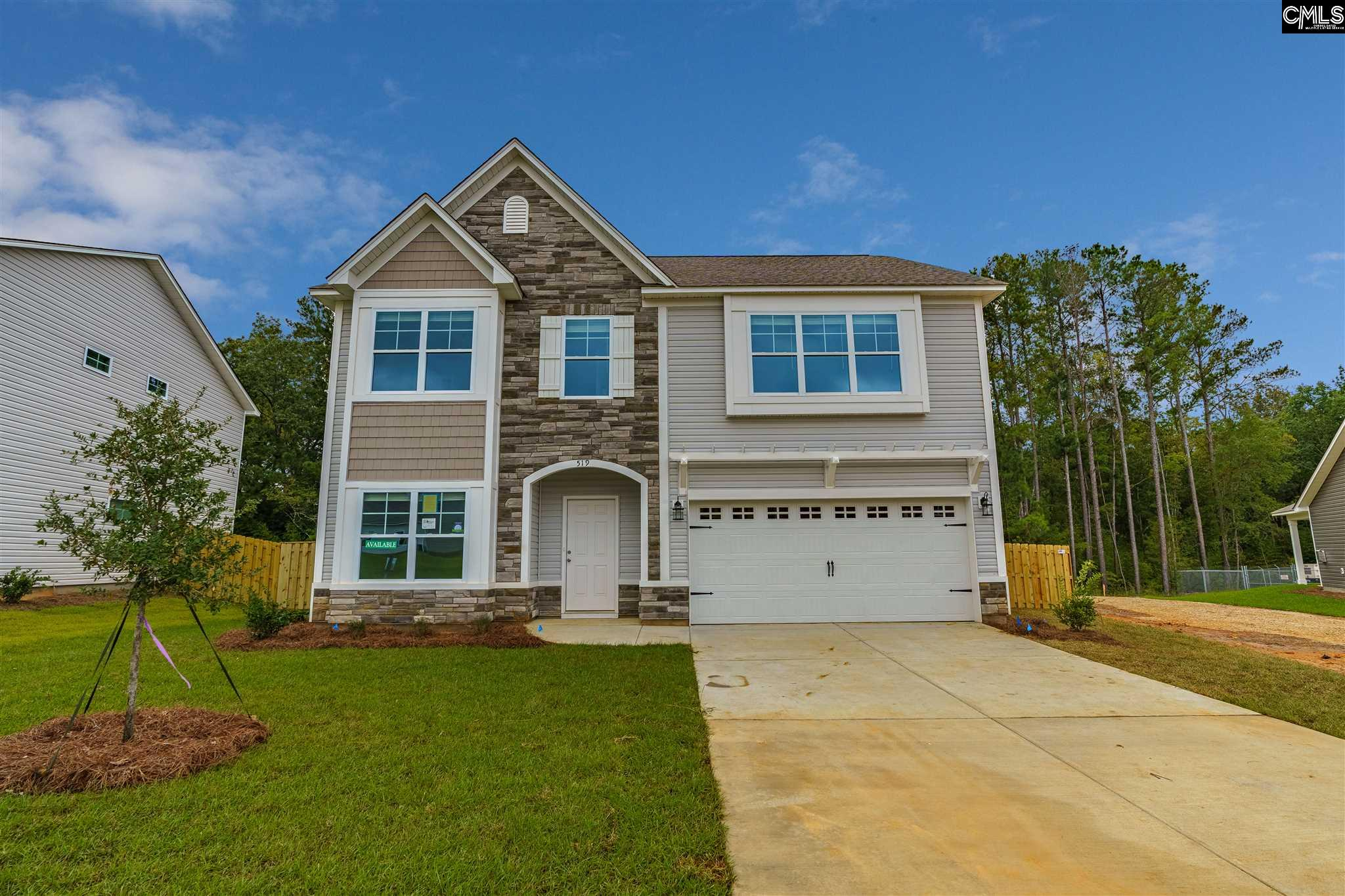 519 South Cobia Irmo, SC 29063-0000