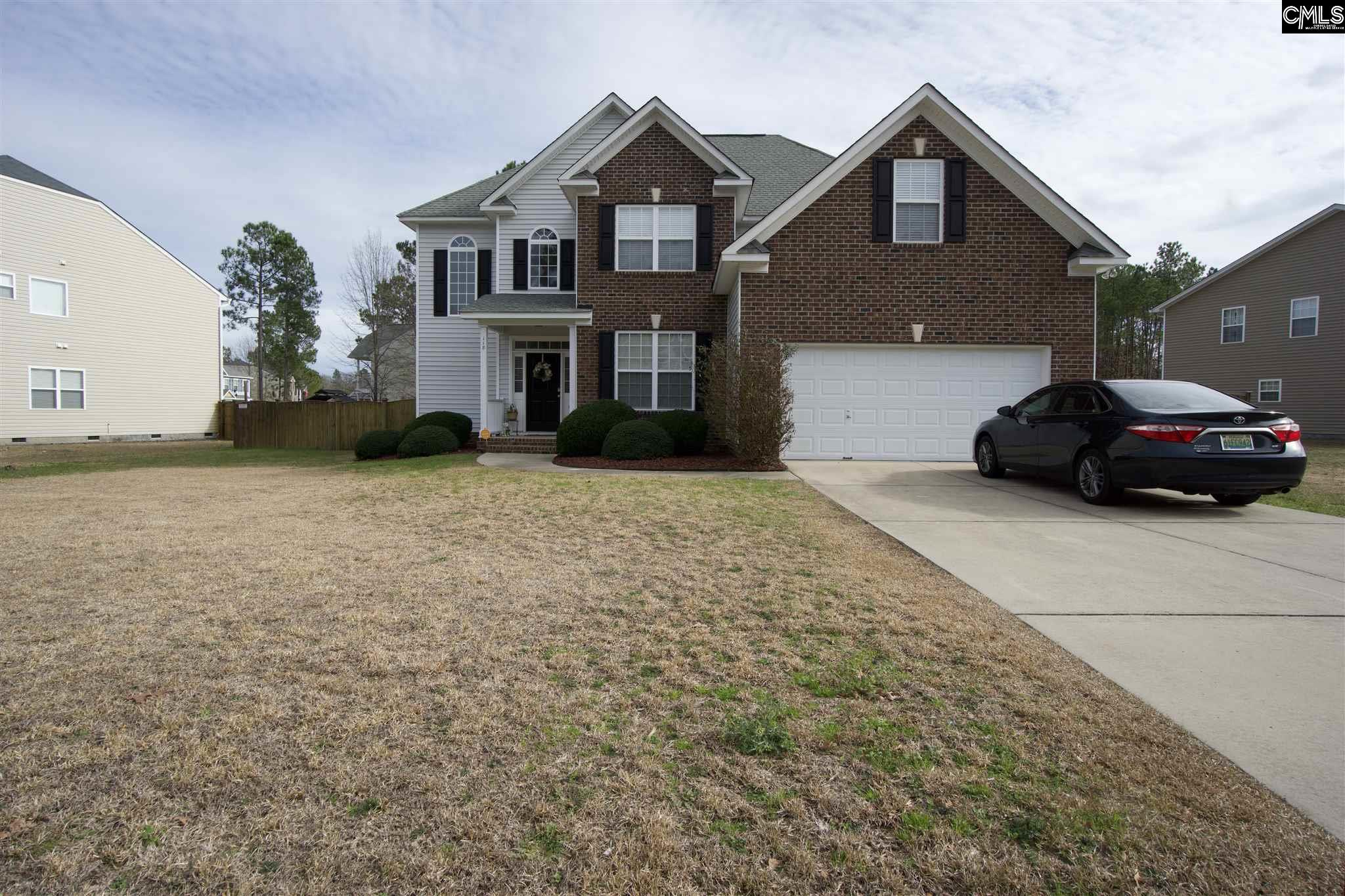 118 Coopers Pond Blythewood, SC 29016
