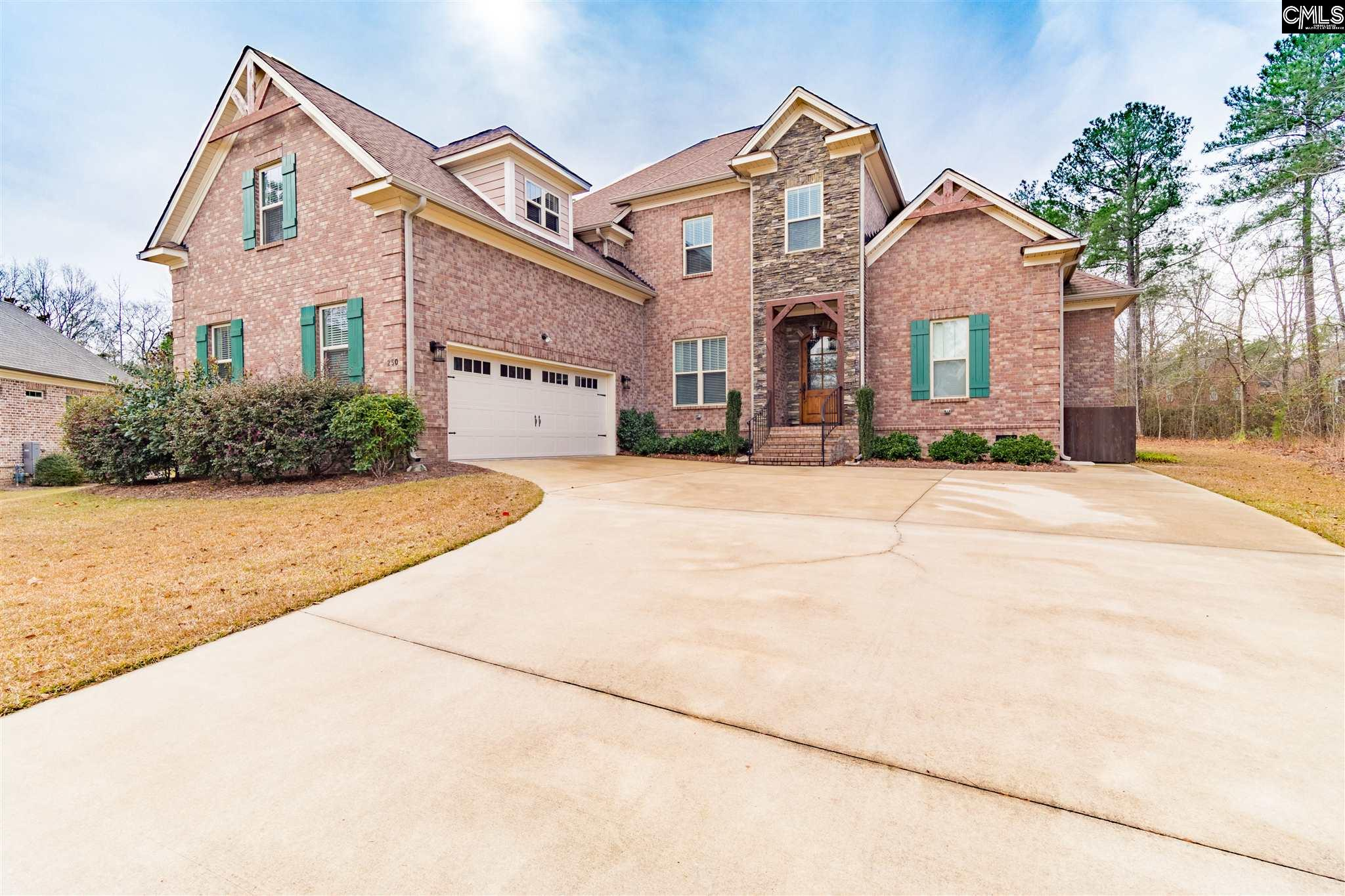 250 High Pointe Blythewood, SC 29016