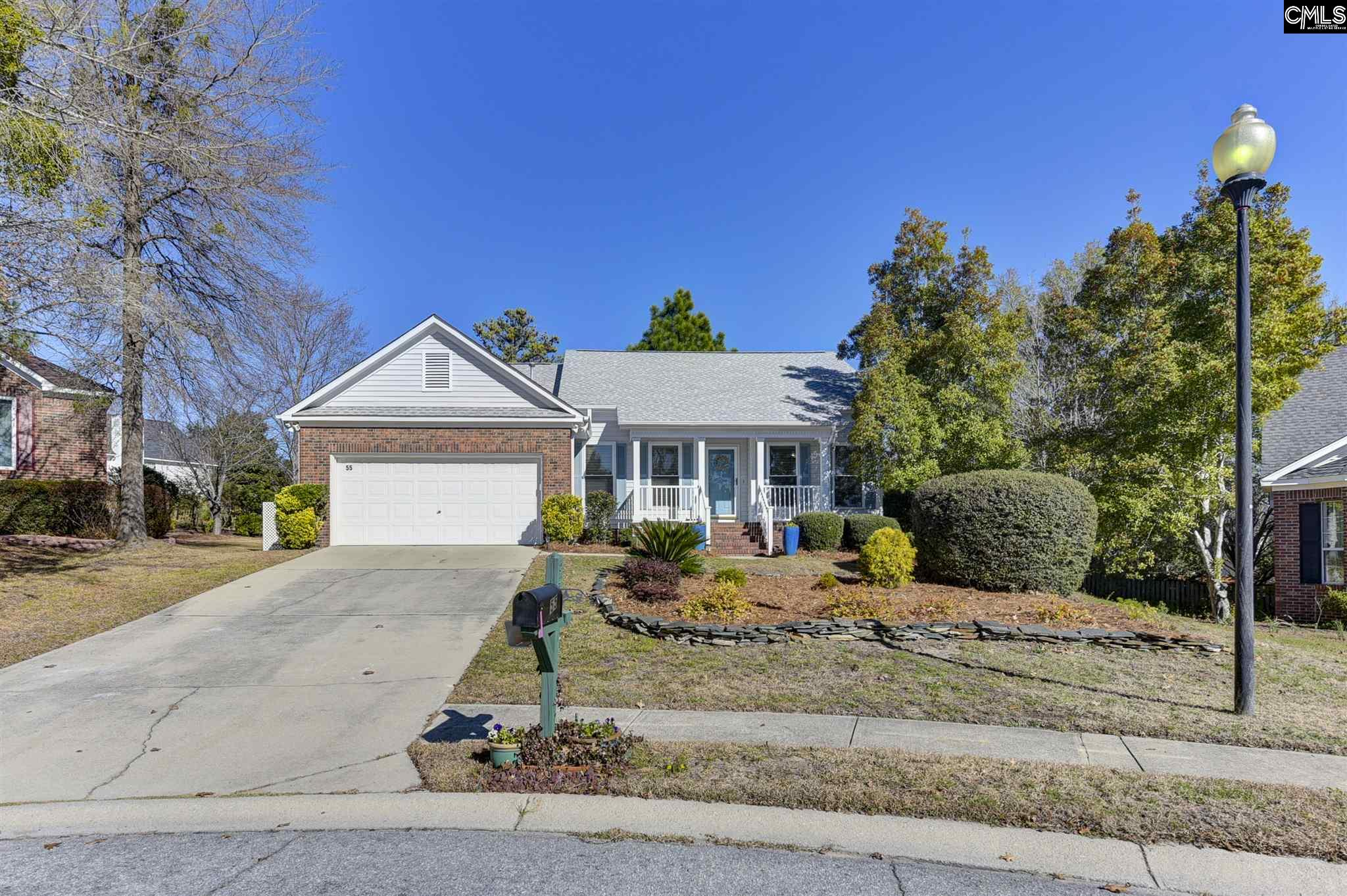 55 Dovecreek Columbia, SC 29229-9022
