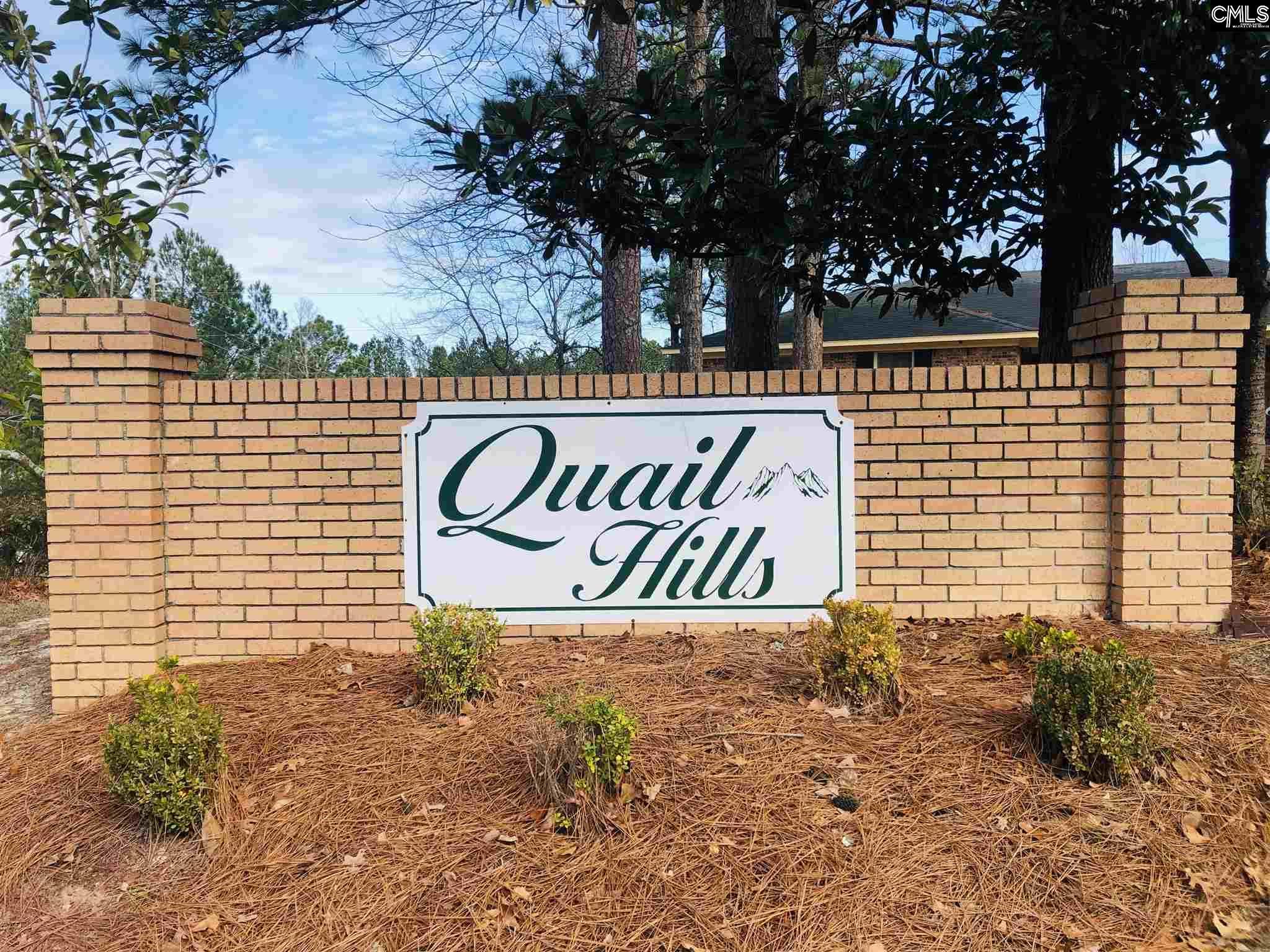 300 Quail Hills Hopkins, SC 29061-9453