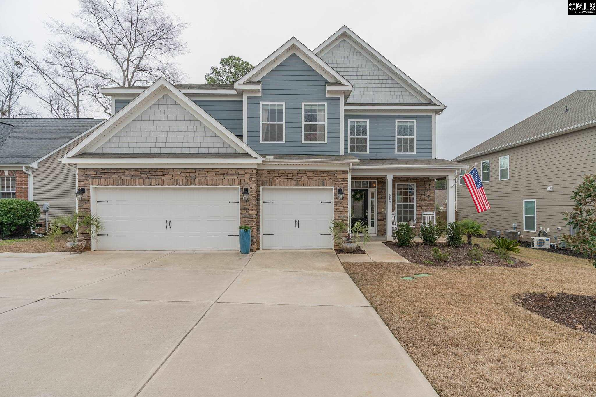 586 Eagles Rest Chapin, SC 29036