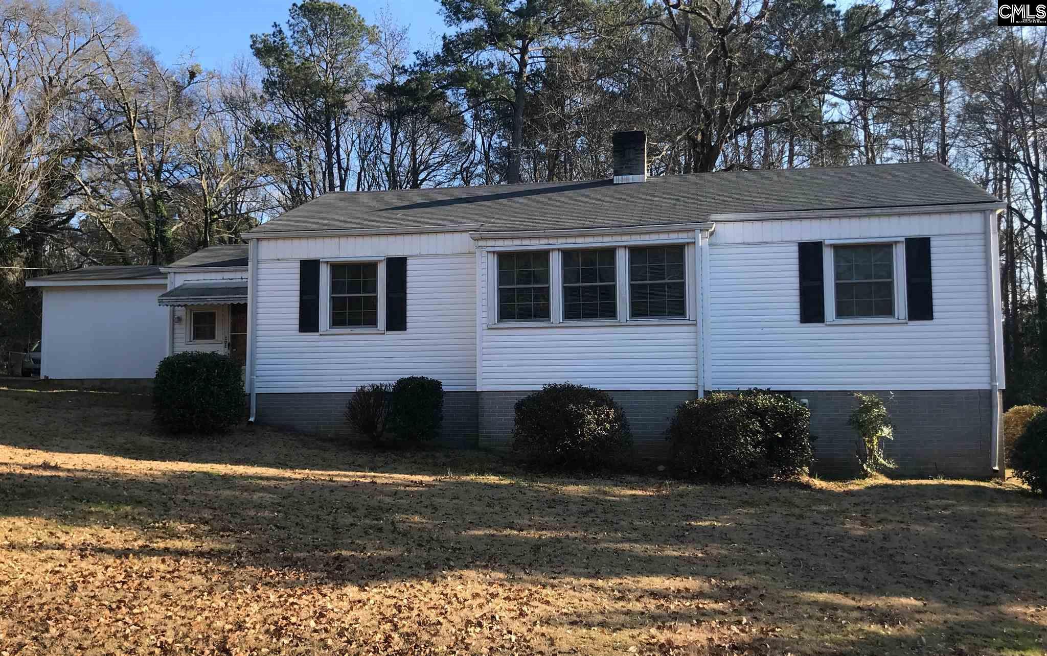 203 Forest Hills Winnsboro, SC 29180