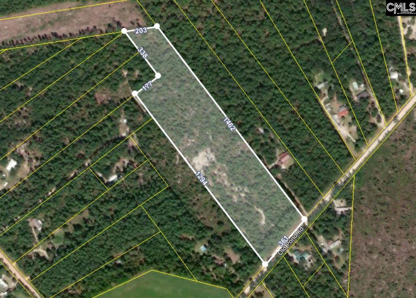 Old Pond Rd Gilbert, SC 29054