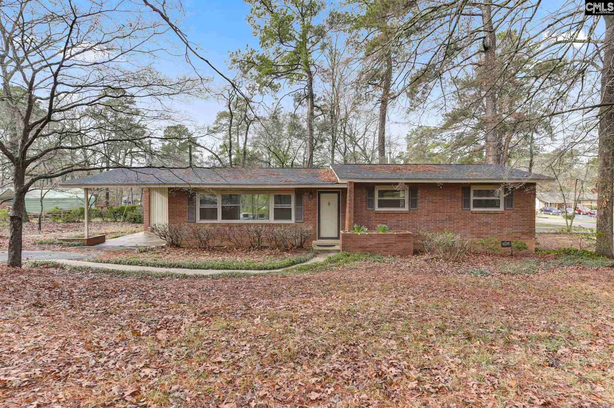 1657 Overhill Columbia, SC 29223